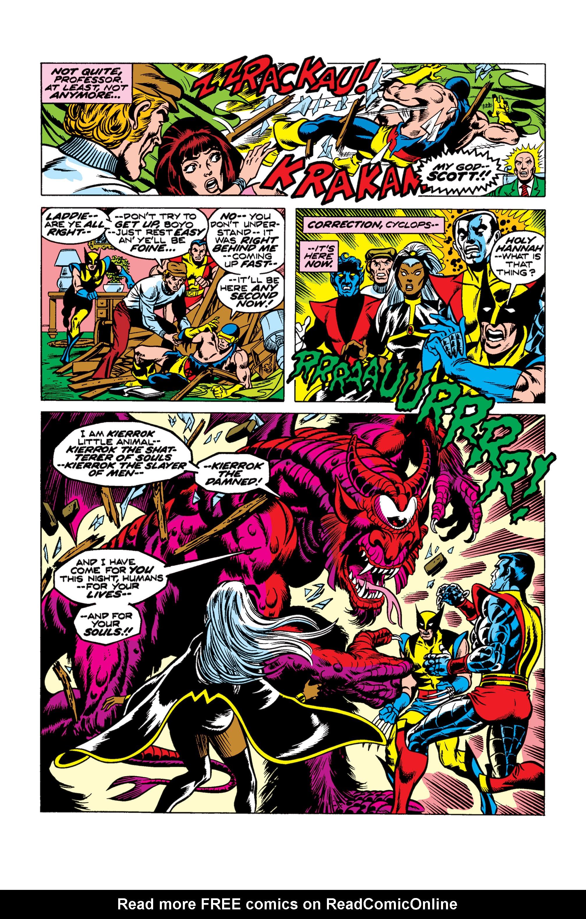 Uncanny X-Men (1963) 96 Page 10