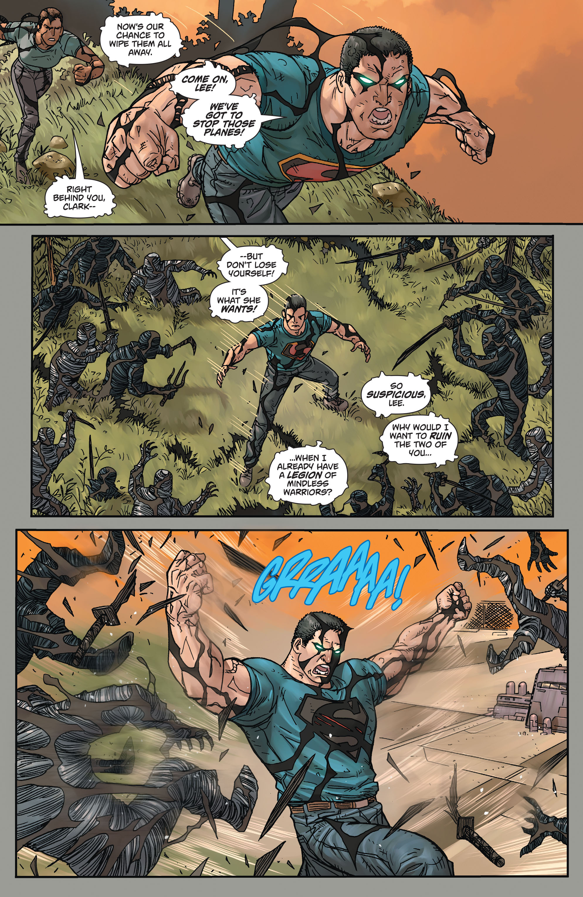 Read online Action Comics (2011) comic -  Issue #46 - 19