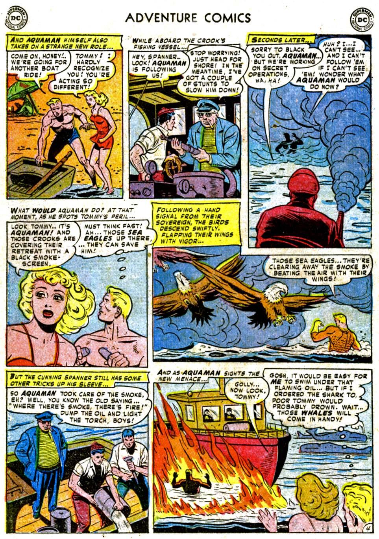 Read online Adventure Comics (1938) comic -  Issue #177 - 20