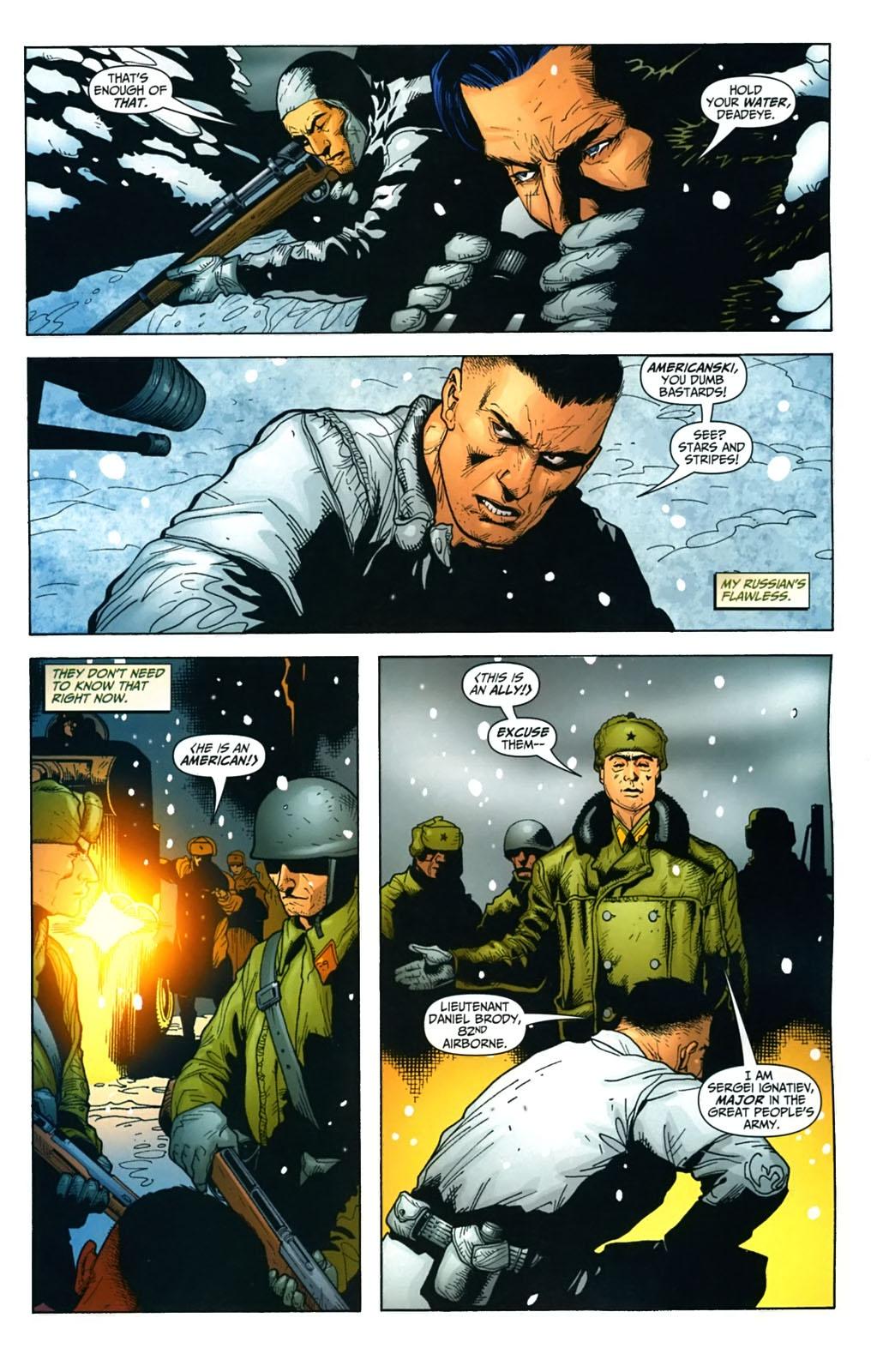 Read online Team Zero comic -  Issue #4 - 4