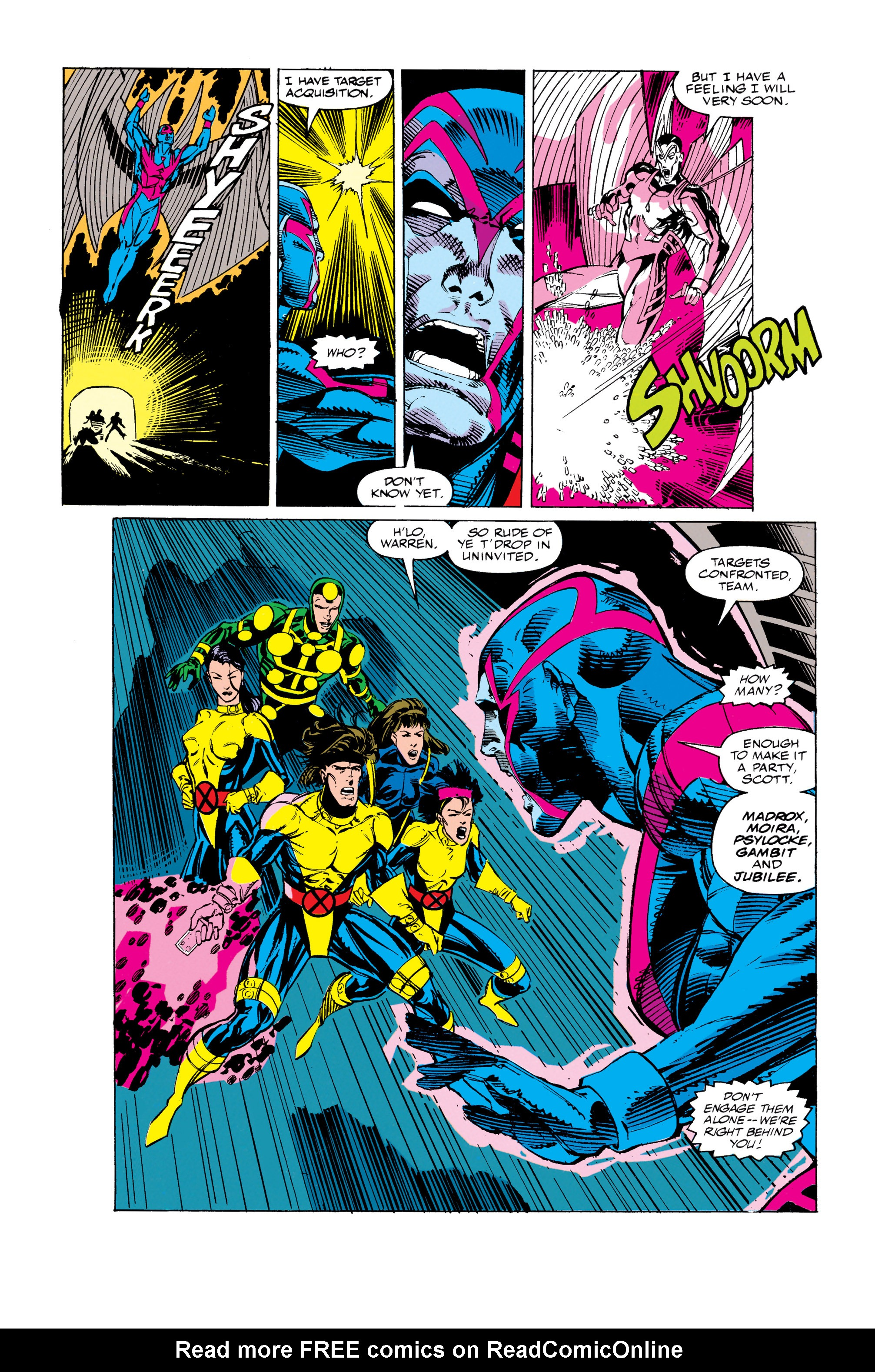 Read online X-Factor (1986) comic -  Issue #69 - 17