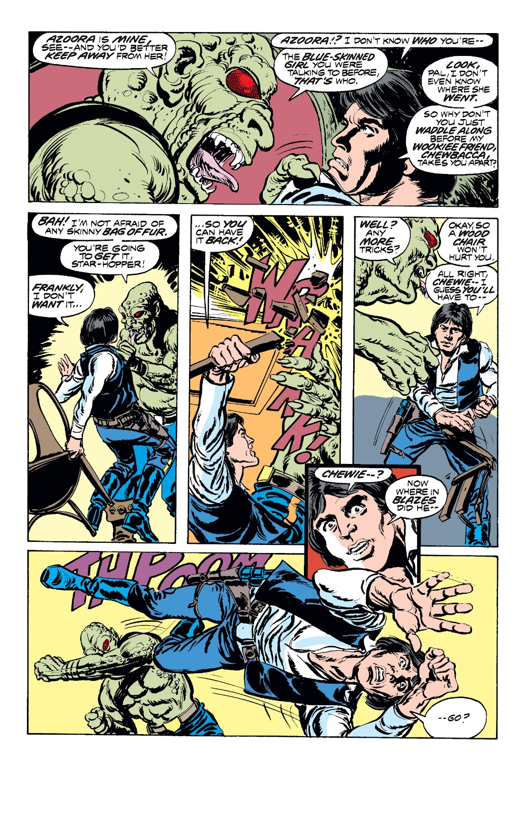 Read online Star Wars Legends: The Original Marvel Years - Epic Collection comic -  Issue # TPB 1 (Part 2) - 37