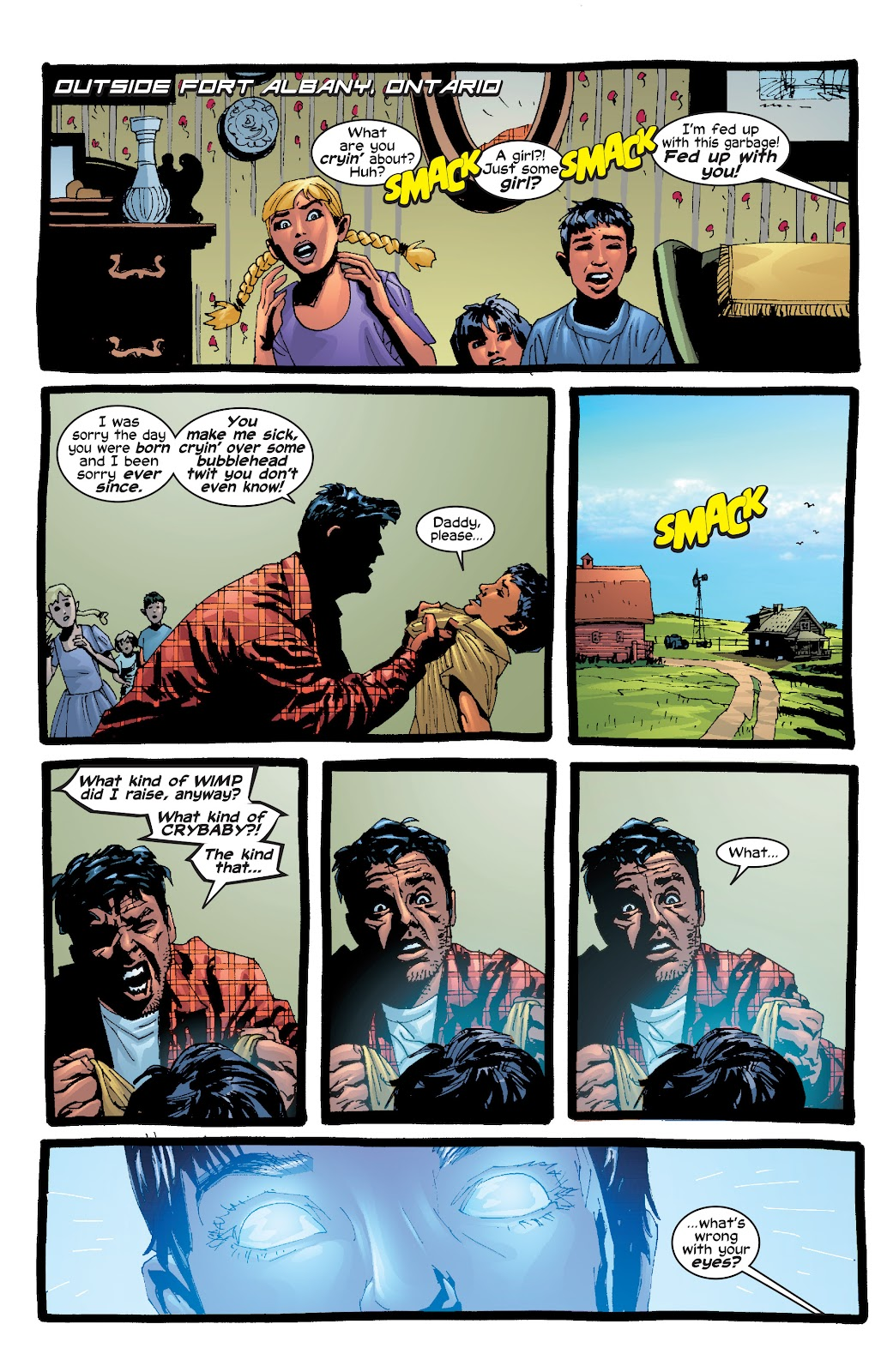 Read online X-Men: Unstoppable comic -  Issue # TPB (Part 1) - 100