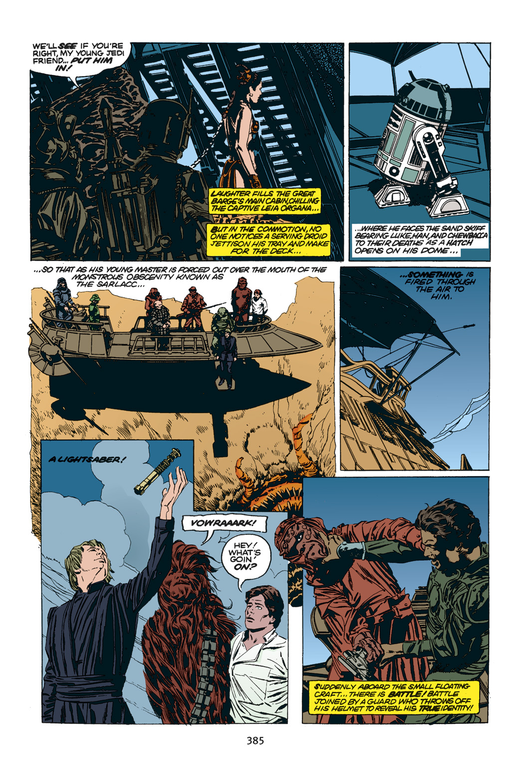 Read online Star Wars Omnibus comic -  Issue # Vol. 18.5 - 103