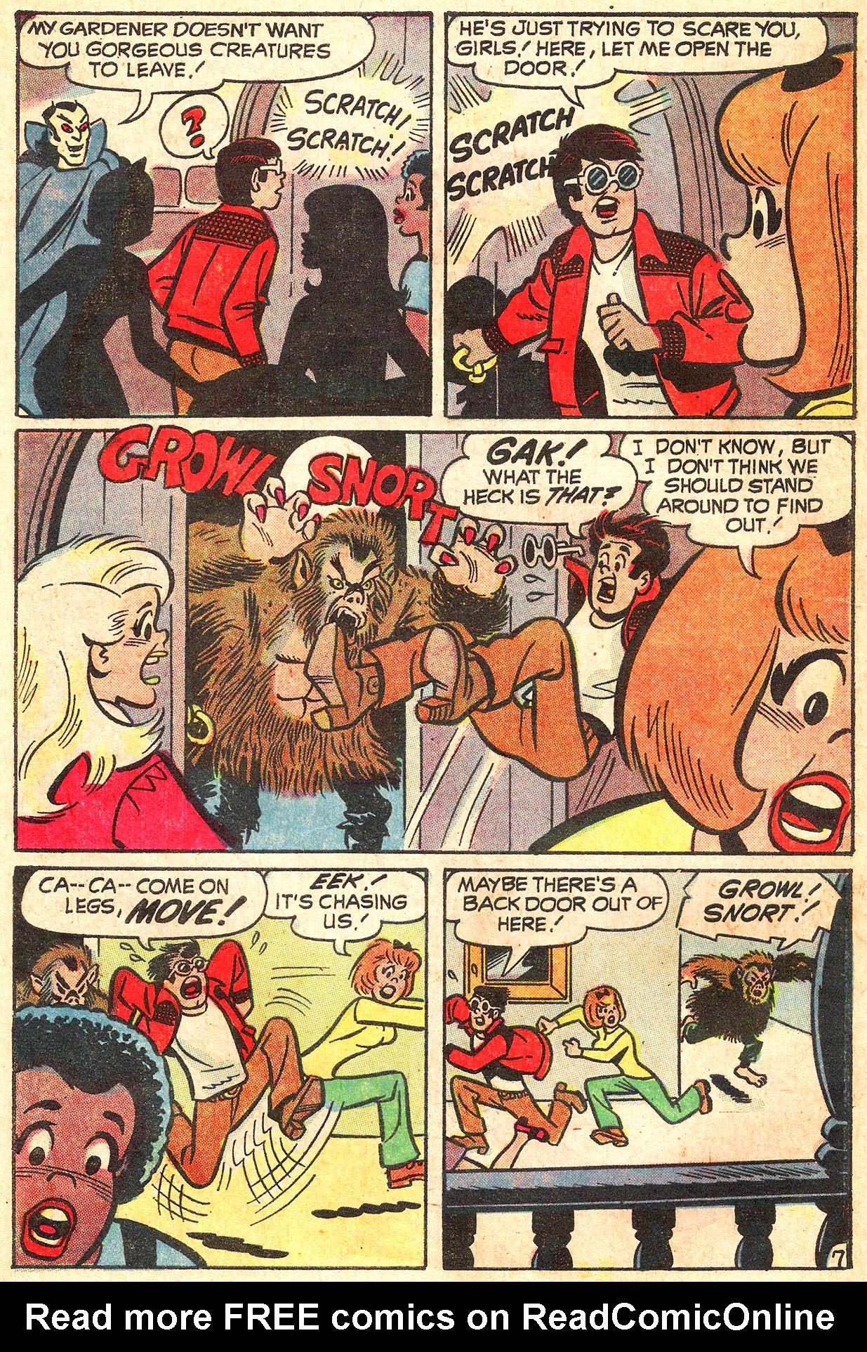 Read online She's Josie comic -  Issue #64 - 10