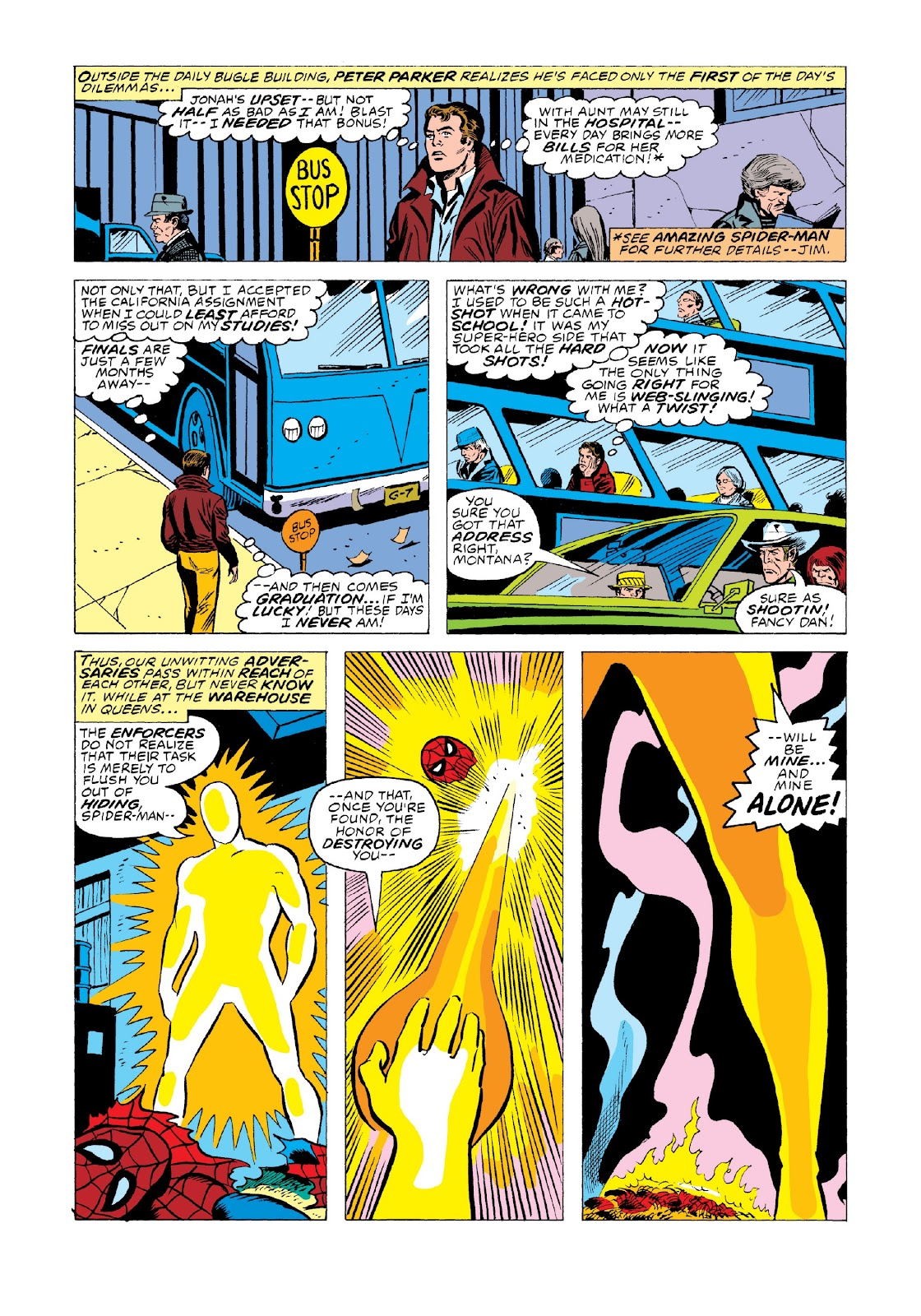 Read online Marvel Masterworks: The Spectacular Spider-Man comic -  Issue # TPB 2 (Part 1) - 69