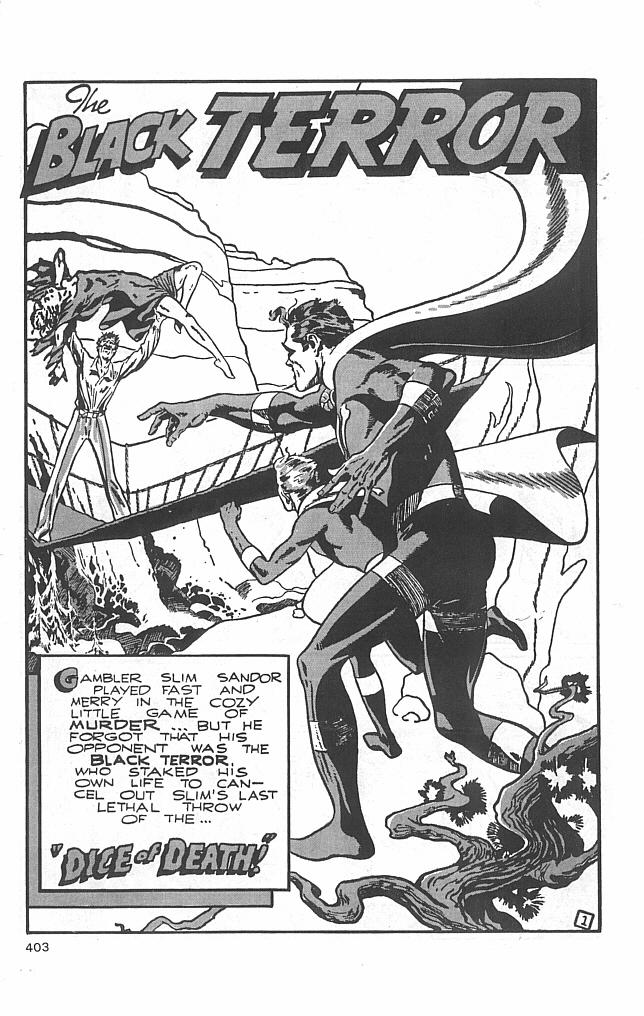 Read online Golden-Age Men of Mystery comic -  Issue #9 - 3