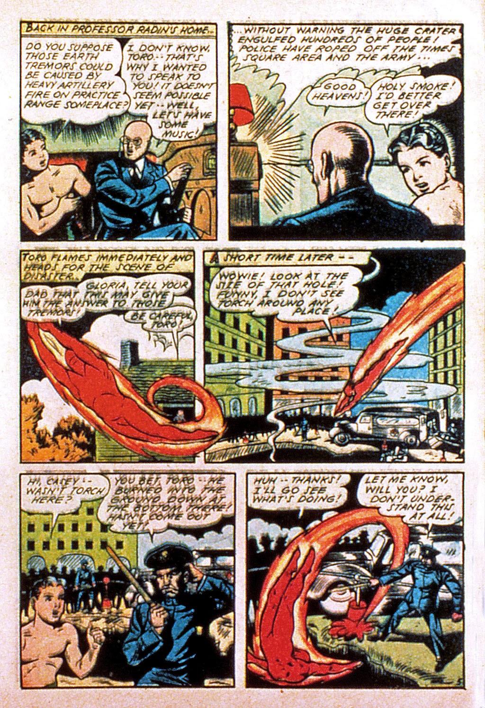 Read online Mystic Comics (1944) comic -  Issue #1 - 23
