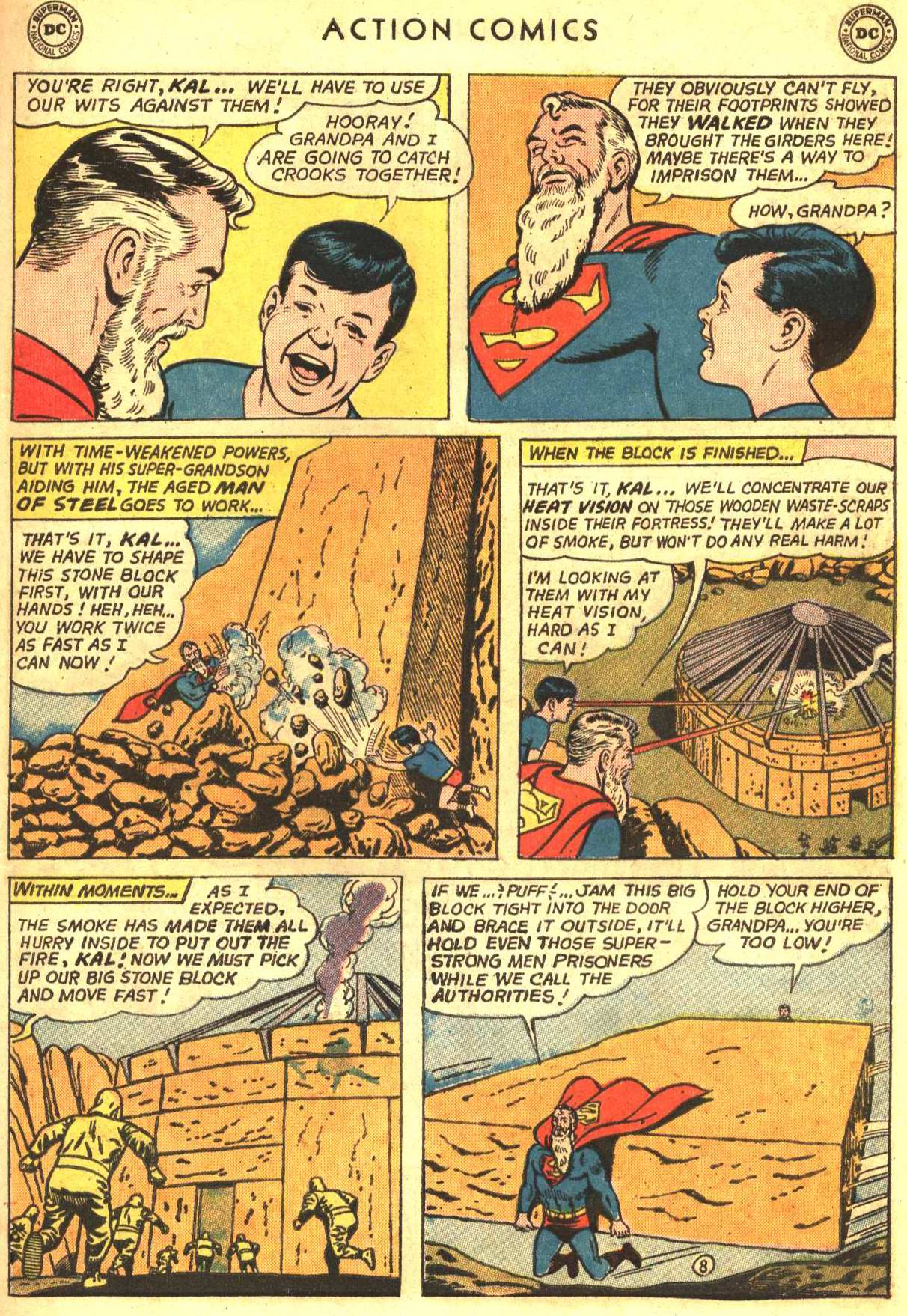 Read online Action Comics (1938) comic -  Issue #327 - 11