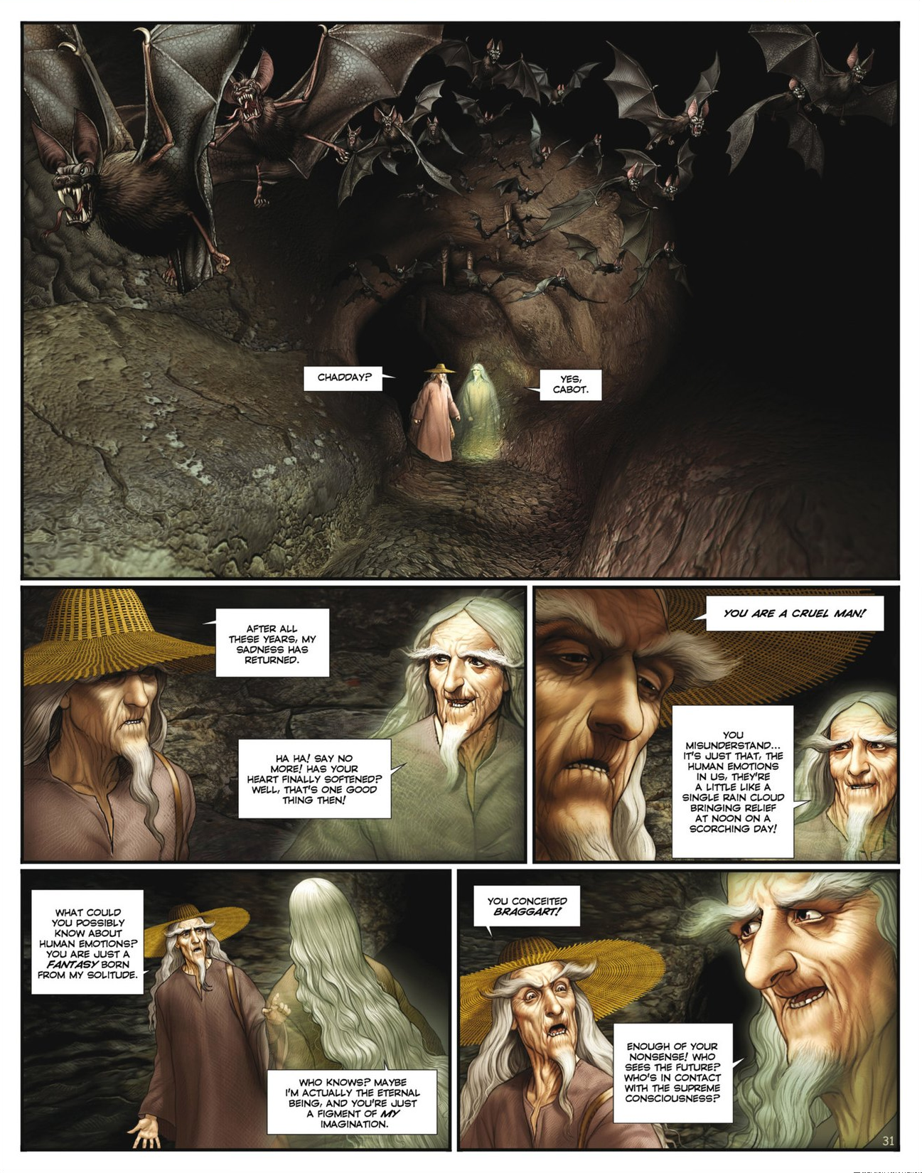 Read online Megalex (2014) comic -  Issue #2 - 33