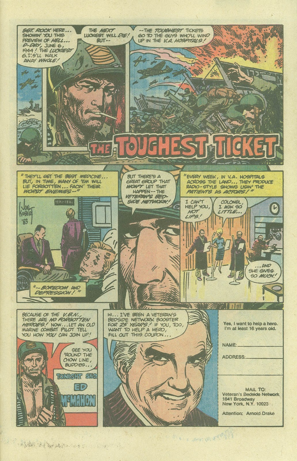 Sgt. Rock issue 387 - Page 28