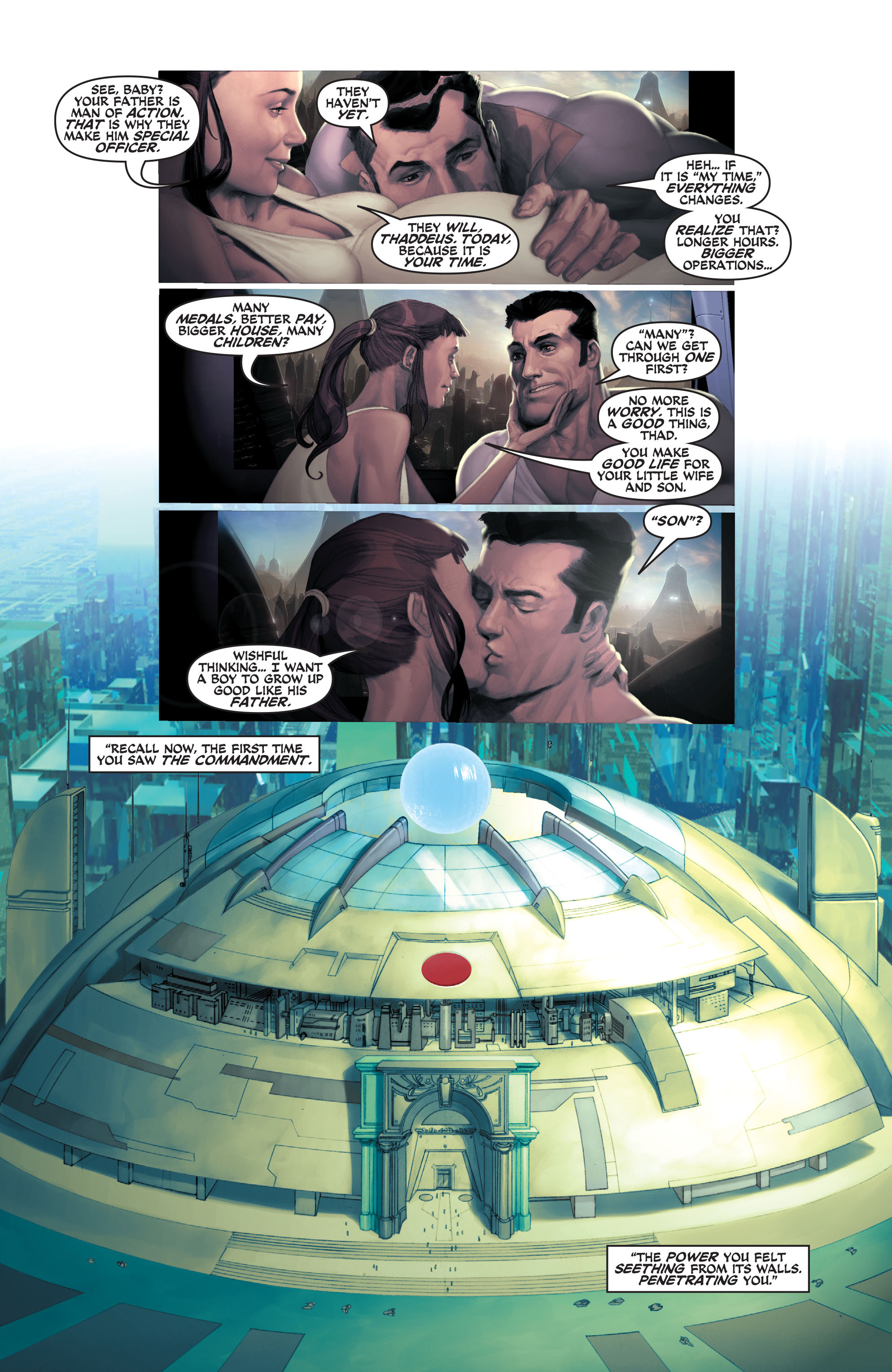 Read online Space Ghost (2016) comic -  Issue # Full - 11