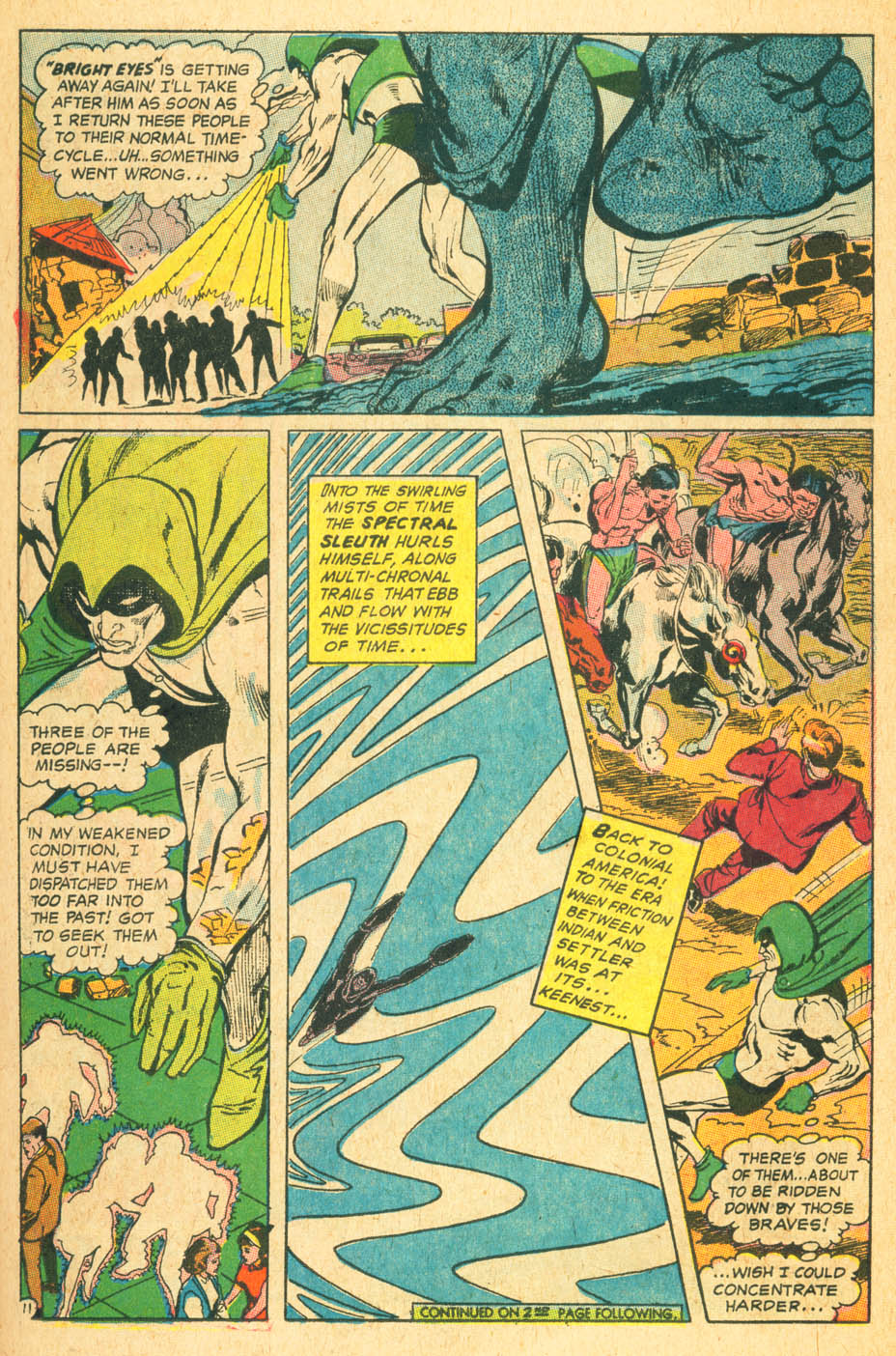 Read online Adventure Comics (1938) comic -  Issue #498 - 86
