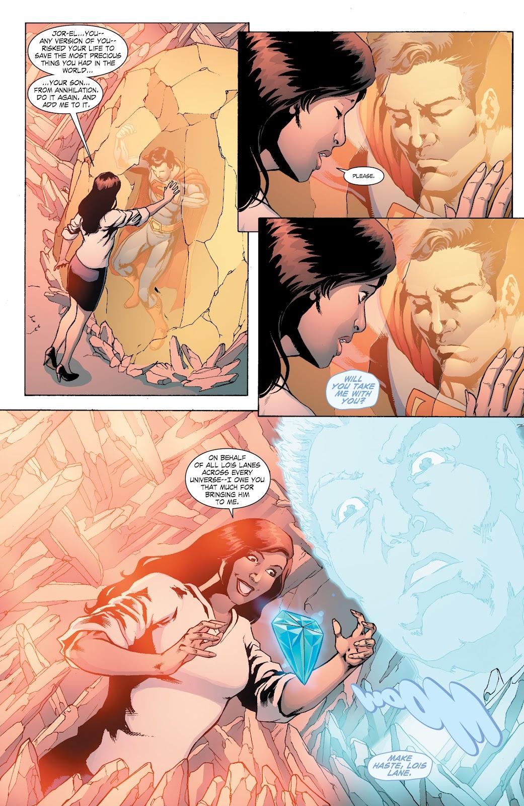 Read online Smallville Season 11 [II] comic -  Issue # TPB 8 - 107