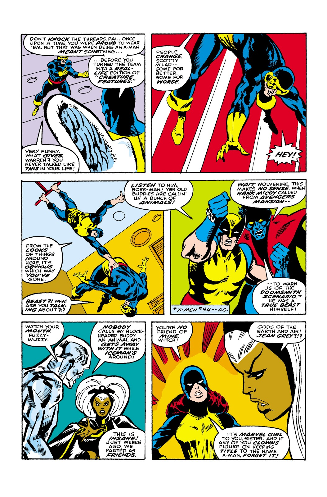 Uncanny X-Men (1963) issue 106 - Page 7