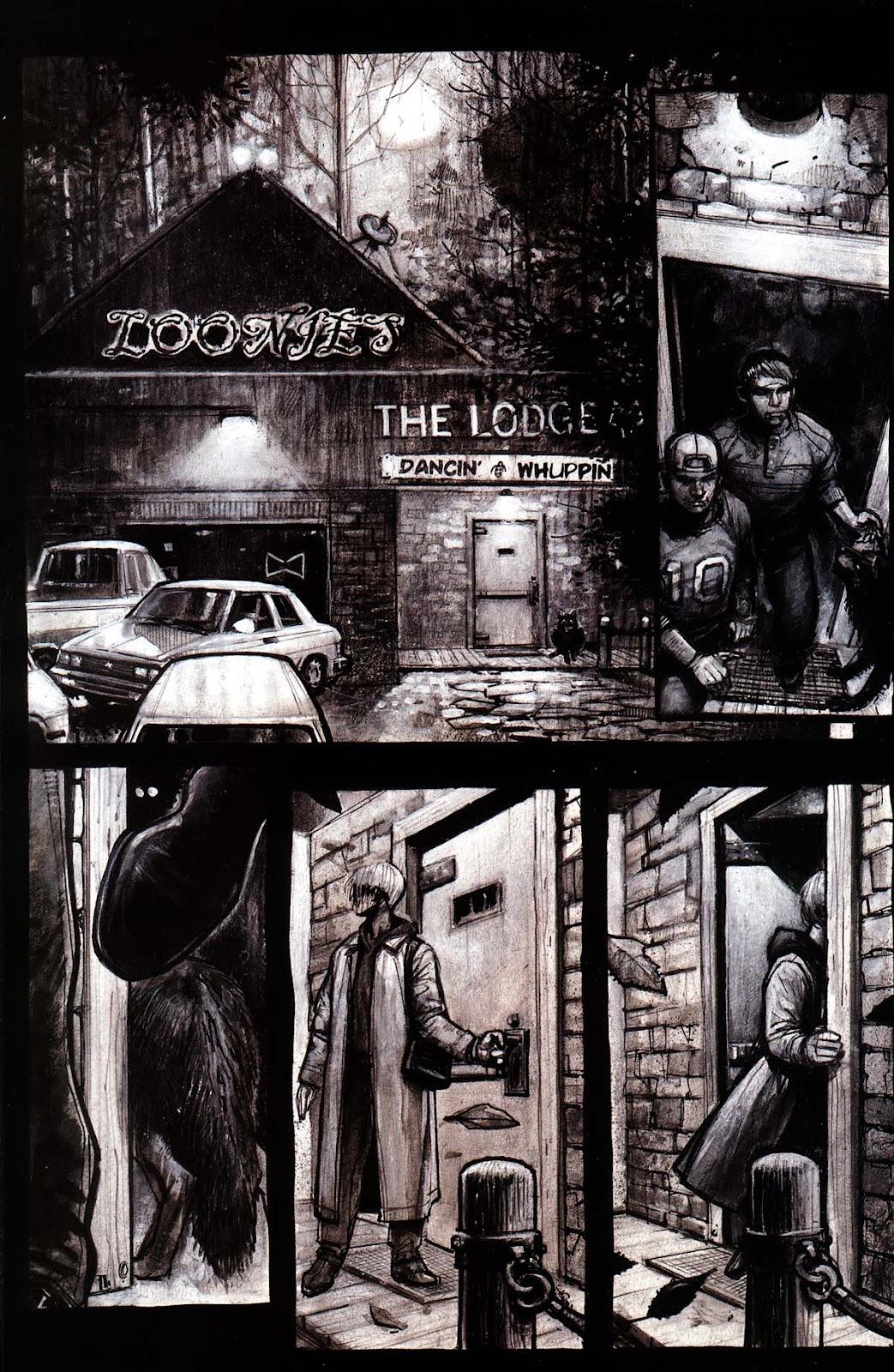 Read online Werewolf the Apocalypse comic -  Issue # Black Furies - 18