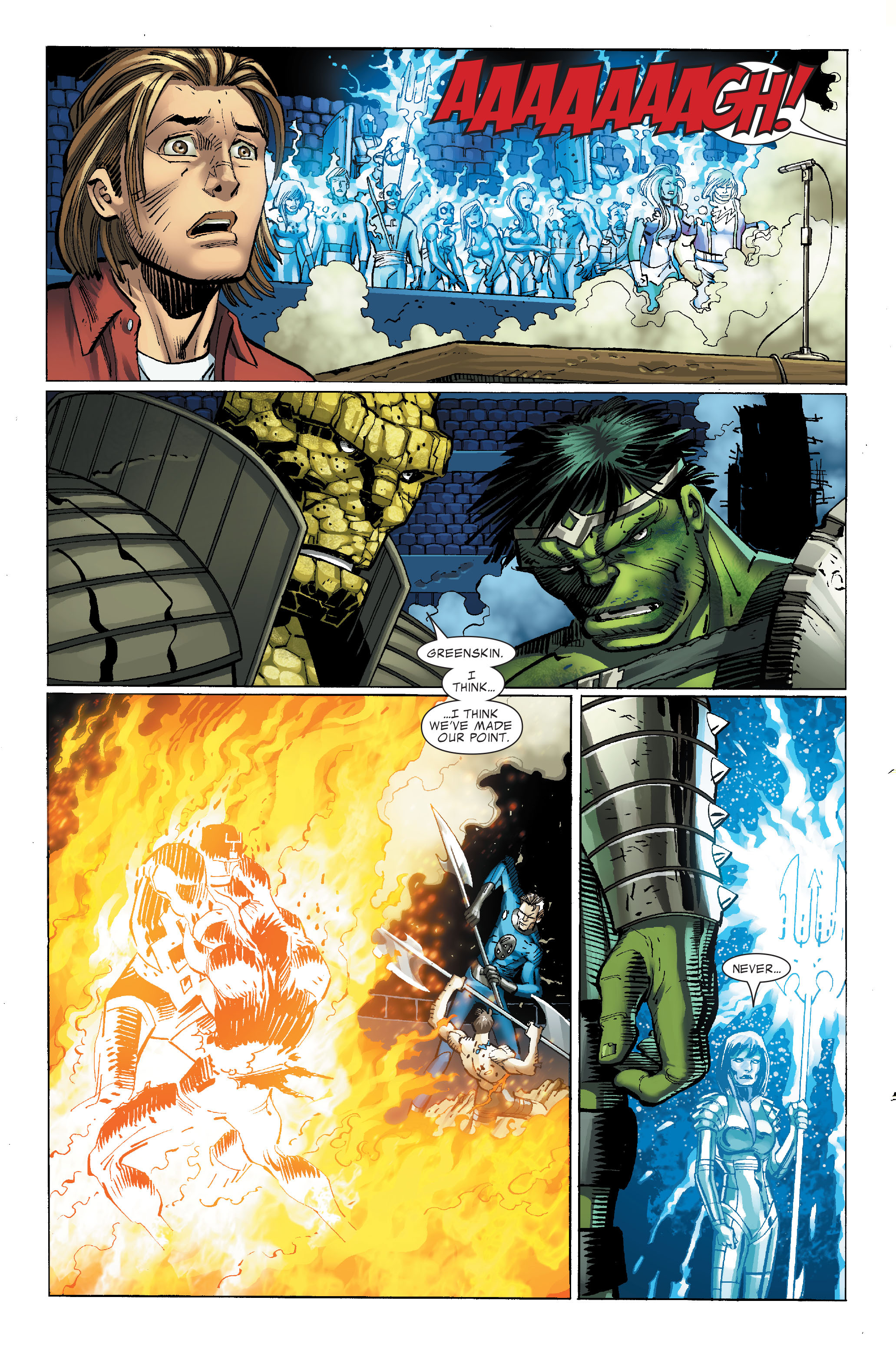 Read online World War Hulk comic -  Issue #4 - 29