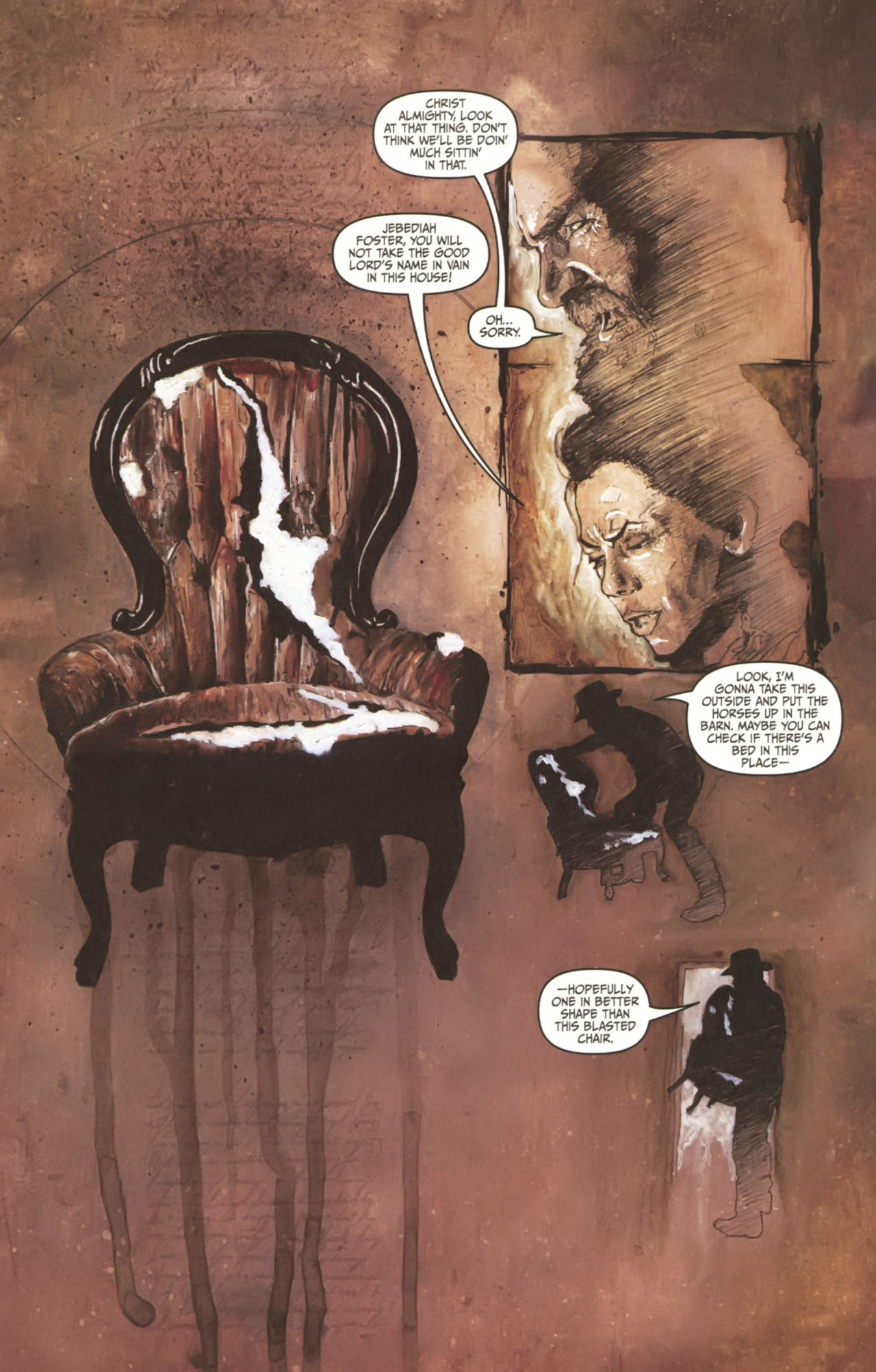 Read online Silent Hill: Past Life comic -  Issue #1 - 15