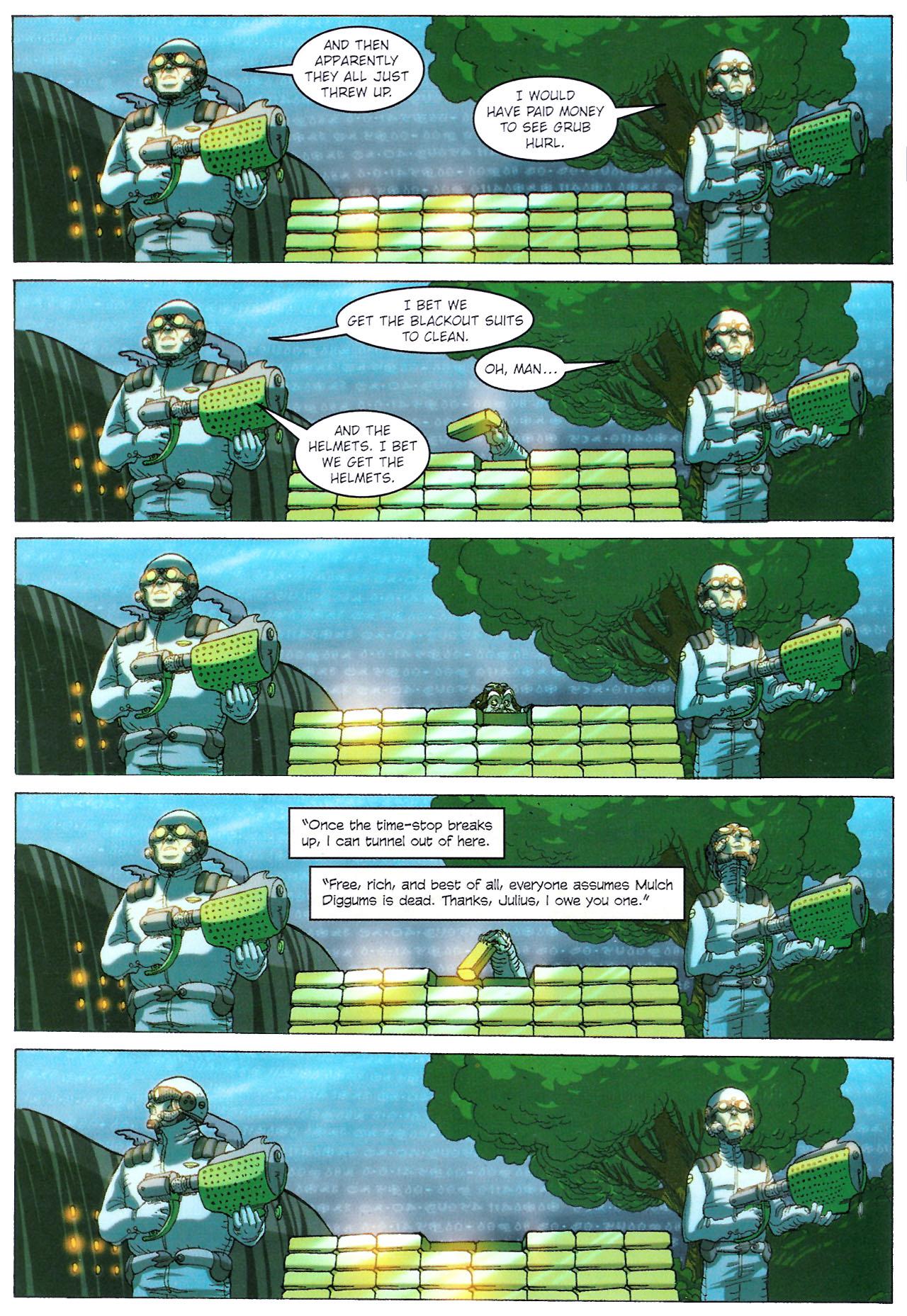 Read online Artemis Fowl: The Graphic Novel comic -  Issue #Artemis Fowl: The Graphic Novel Full - 109