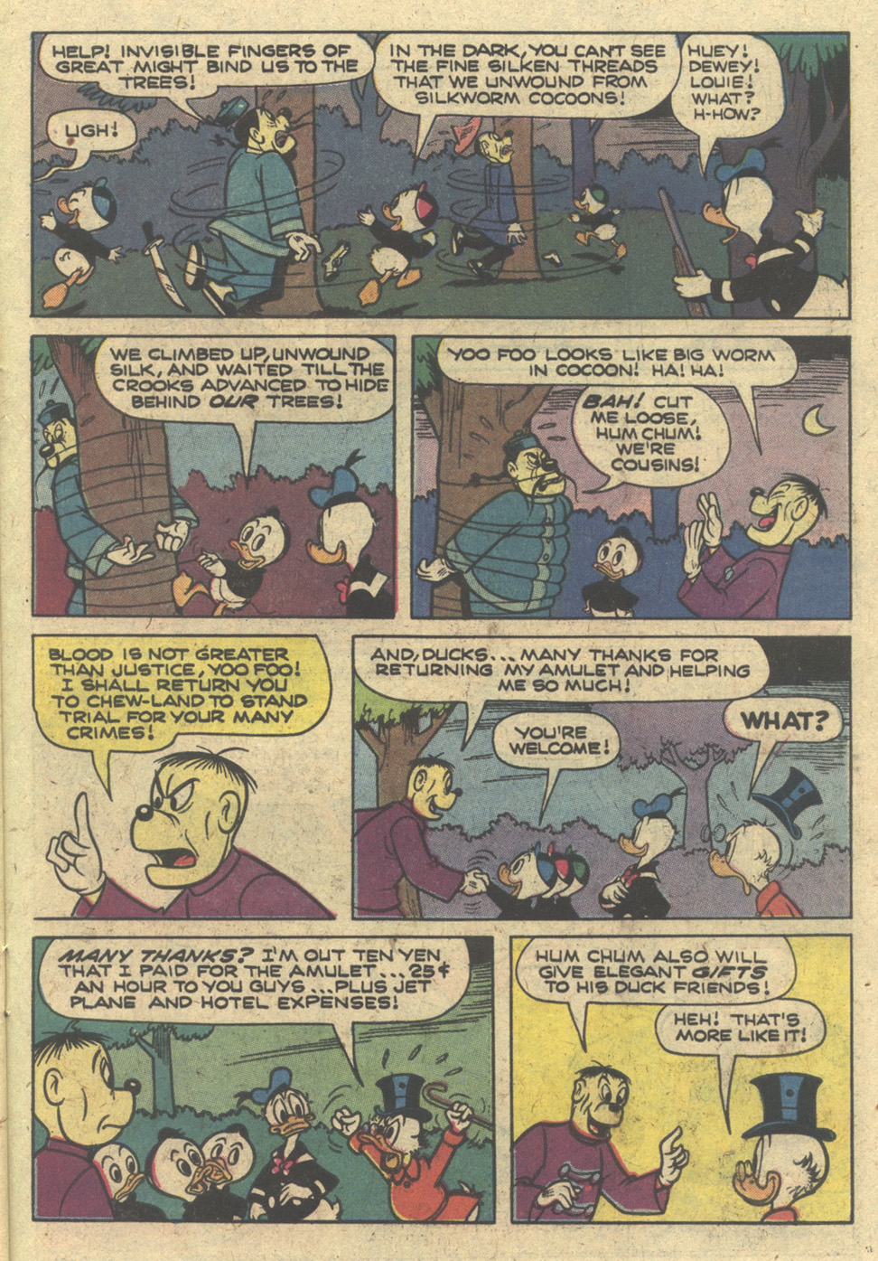 Read online Uncle Scrooge (1953) comic -  Issue #166 - 27