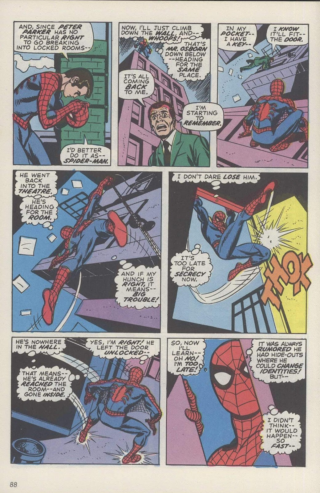 The Amazing Spider-Man (1979) issue TPB - Page 90