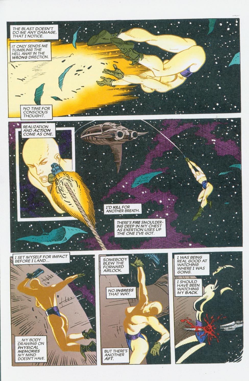 Read online Aliens/Predator: The Deadliest of the Species comic -  Issue #9 - 24