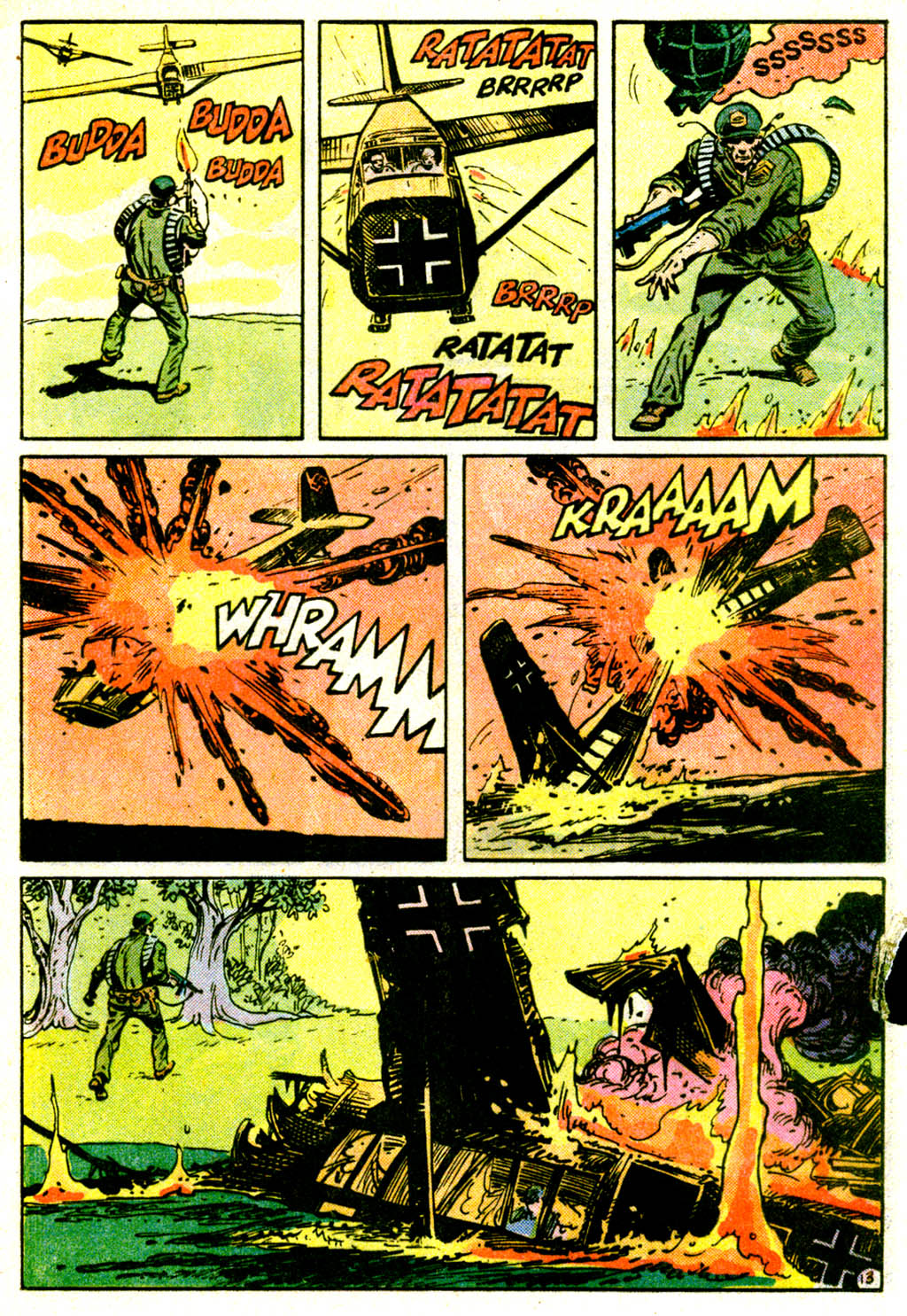 Sgt. Rock issue 362 - Page 16