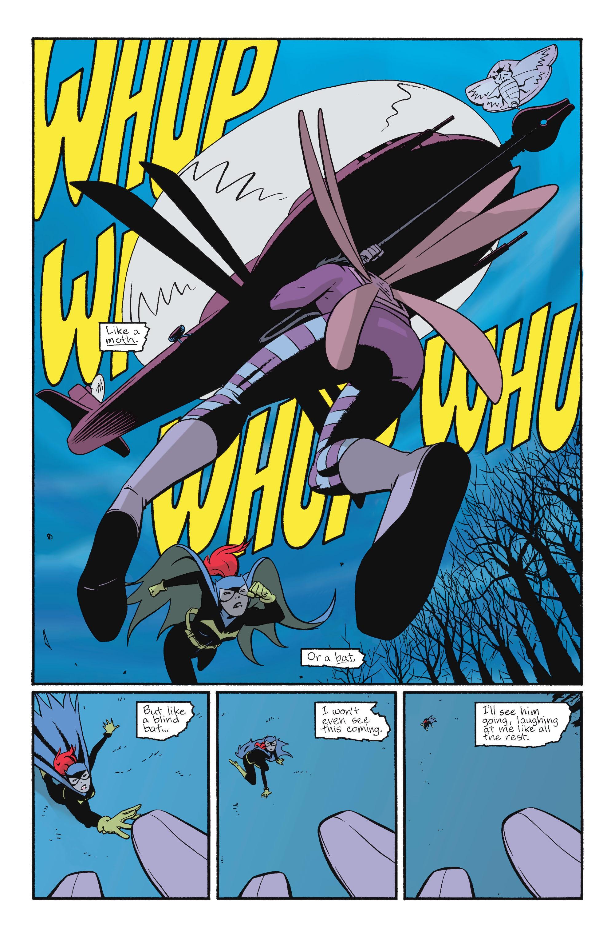 Read online Batgirl/Robin: Year One comic -  Issue # TPB 2 - 37