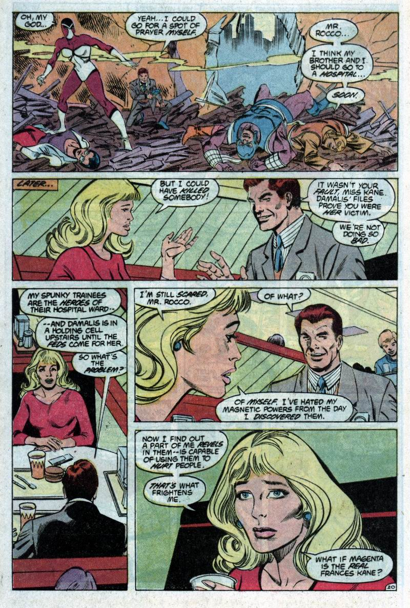Teen Titans Spotlight issue 17 - Page 21