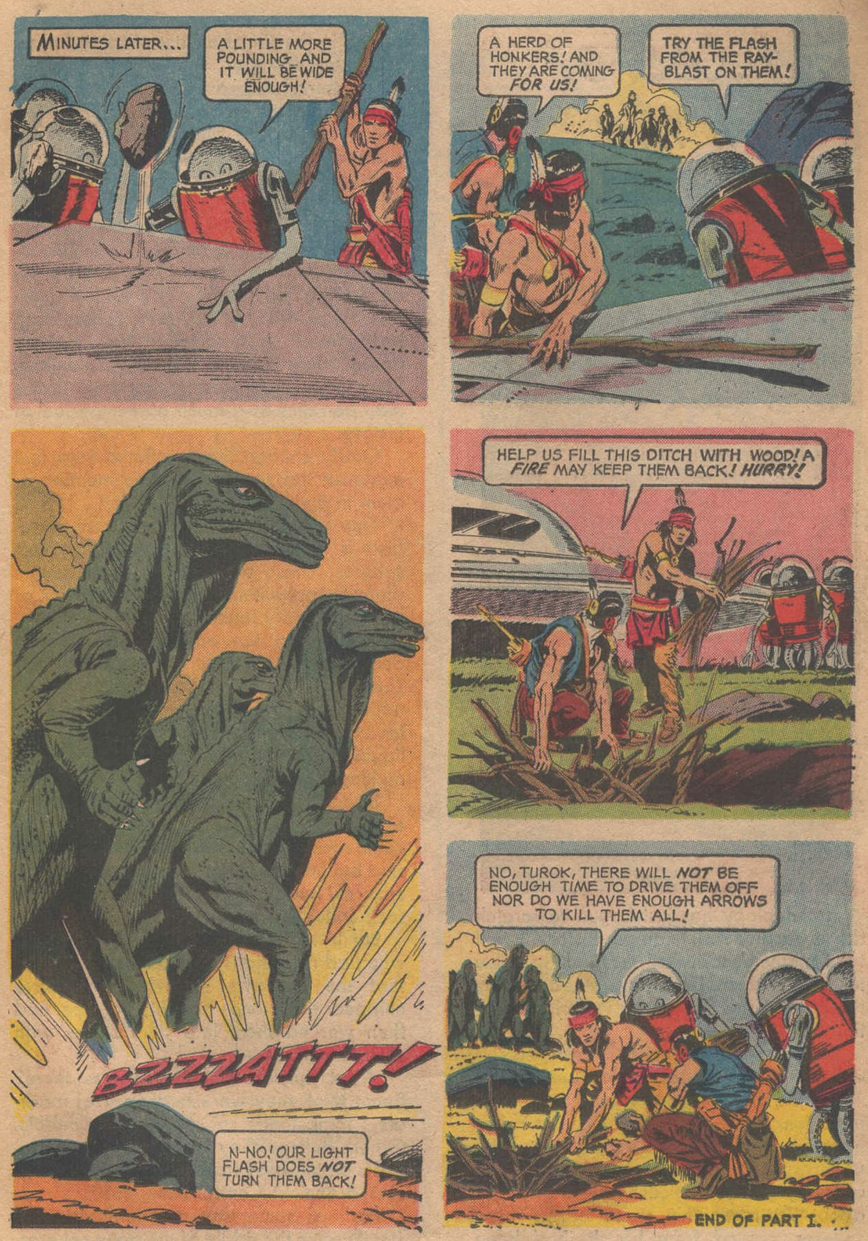 Read online Turok, Son of Stone comic -  Issue #58 - 15