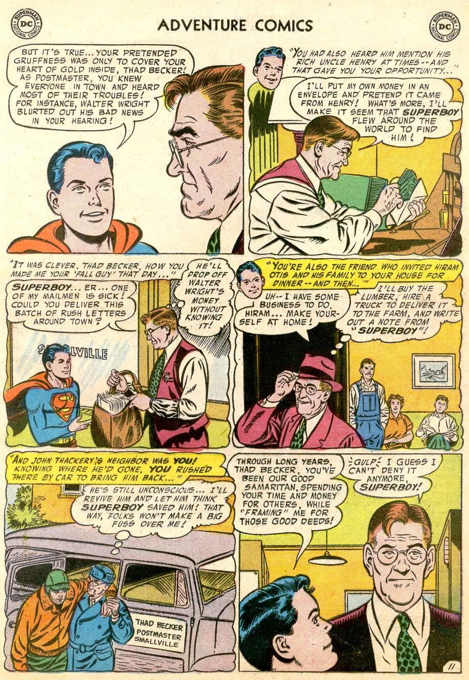 Read online Adventure Comics (1938) comic -  Issue #227 - 13