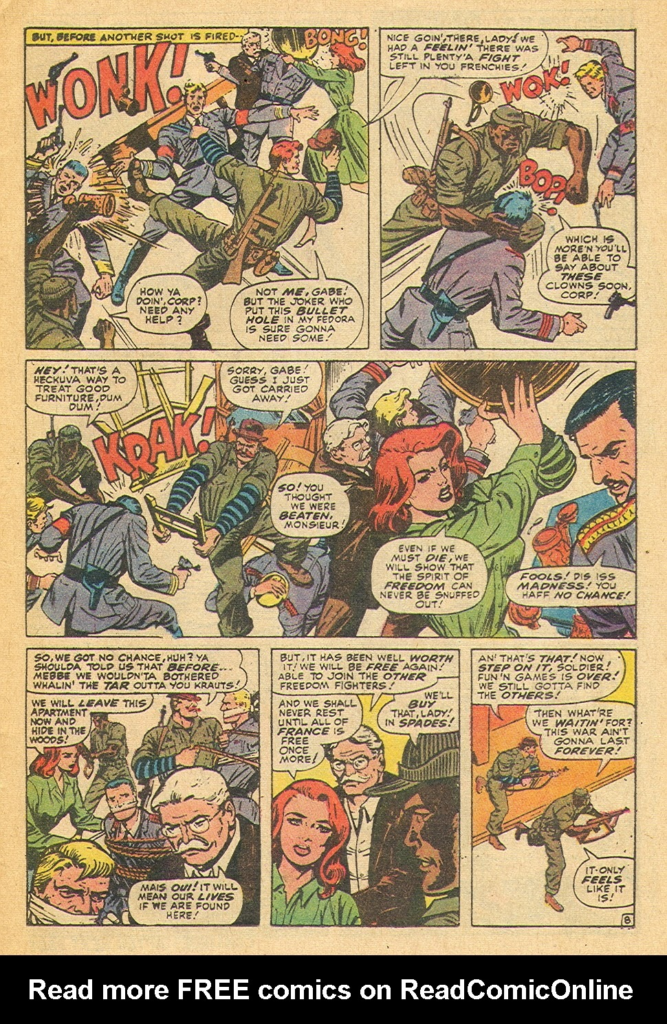 Read online Sgt. Fury comic -  Issue #91 - 13