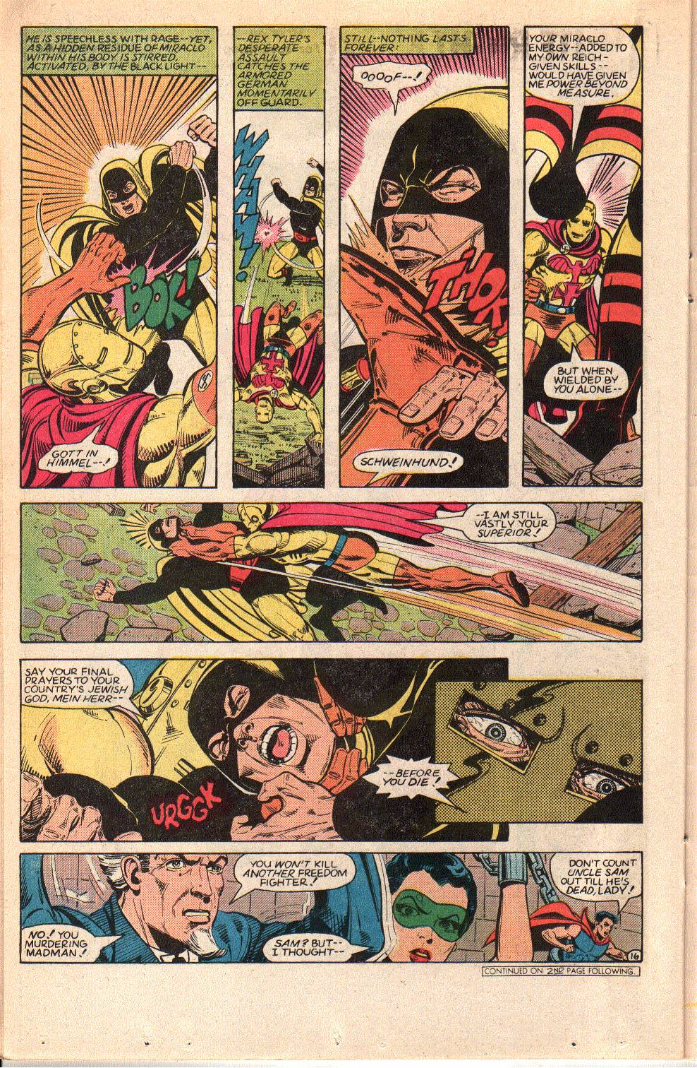 Read online All-Star Squadron comic -  Issue #35 - 22