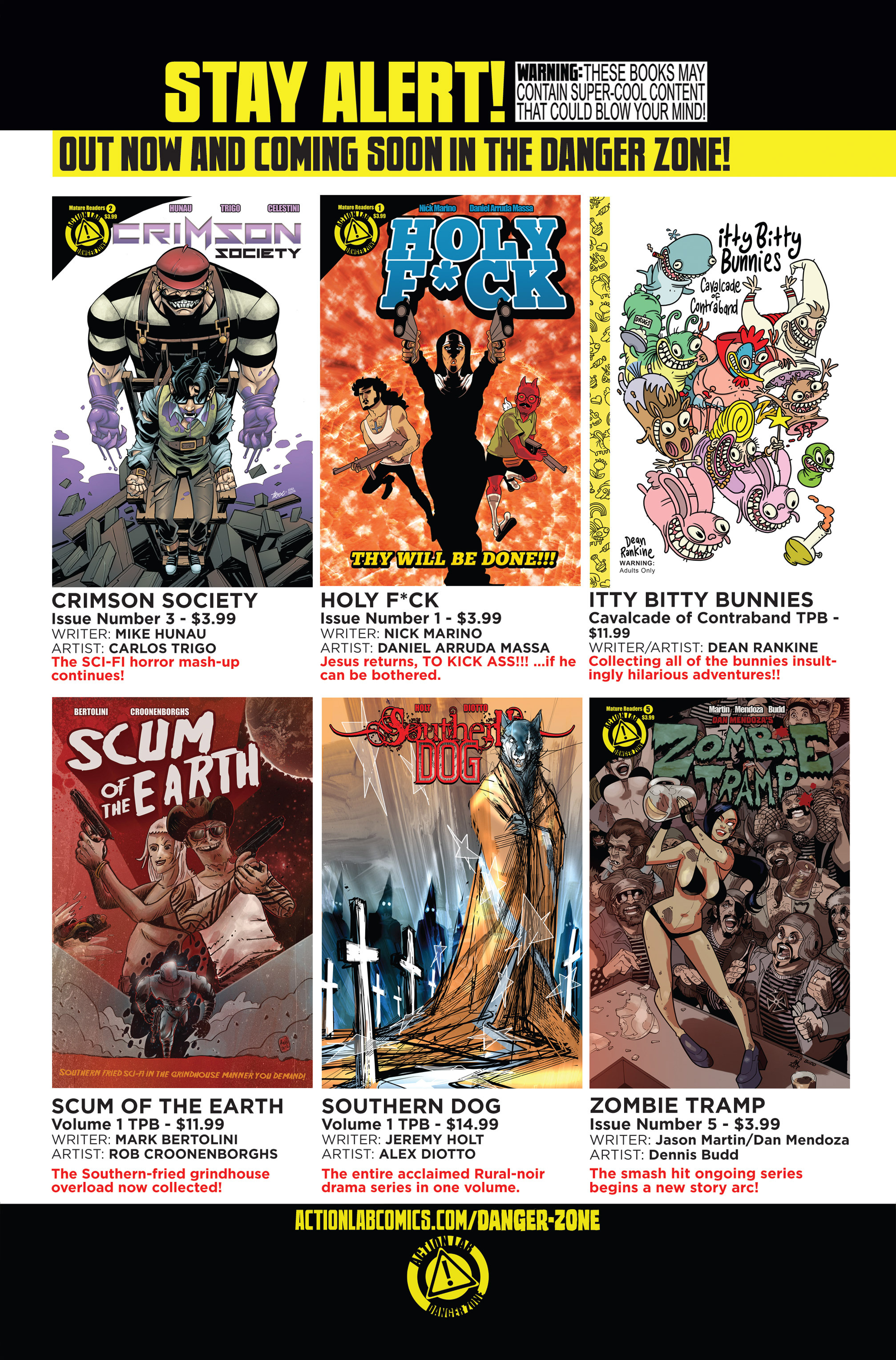 Read online Ehmm Theory: Everything & Small Doses comic -  Issue #3 - 31