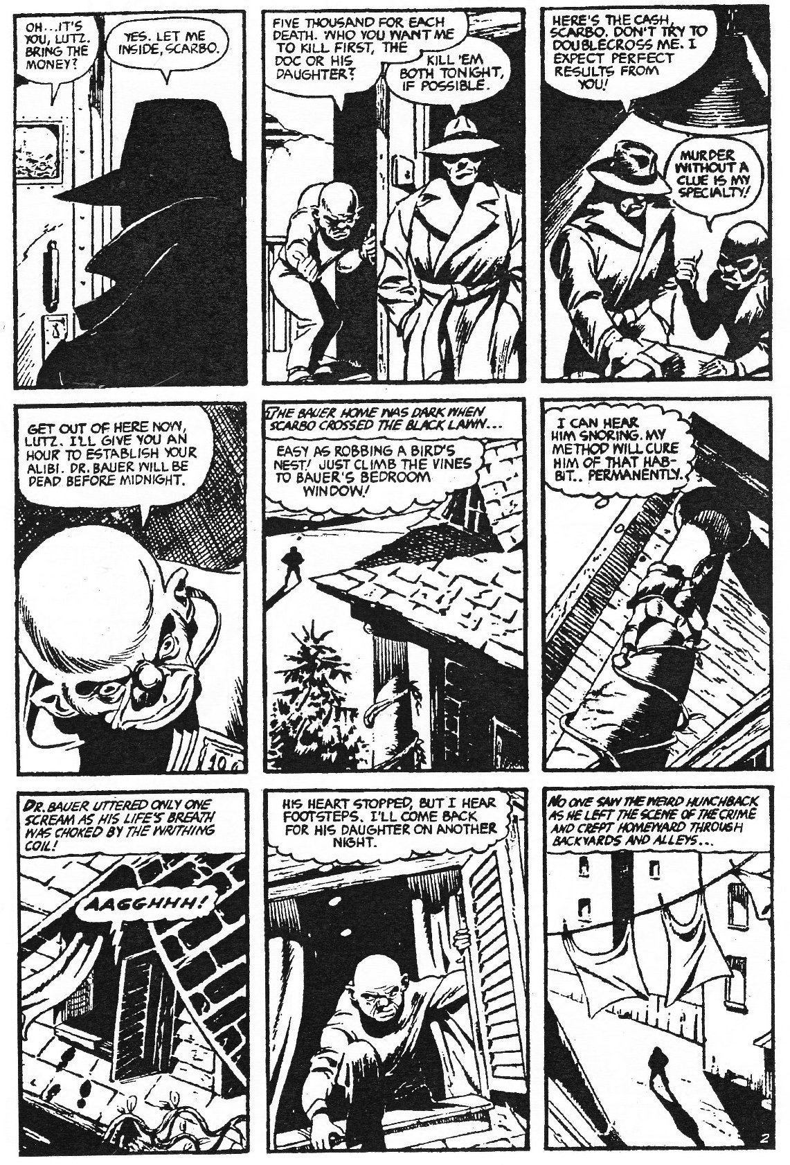 Read online Men of Mystery Comics comic -  Issue #82 - 74