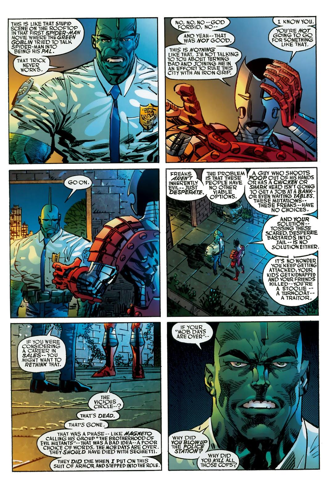 The Savage Dragon (1993) Issue #150 #153 - English 27