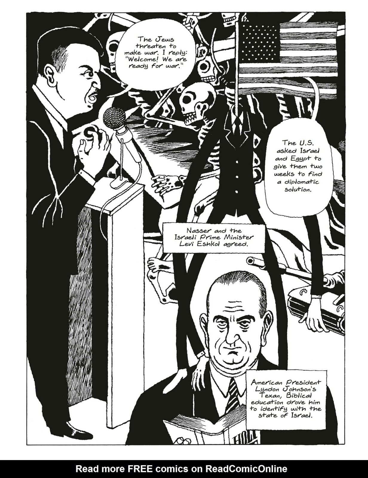 Best of Enemies: A History of US and Middle East Relations issue TPB_2 - Page 21