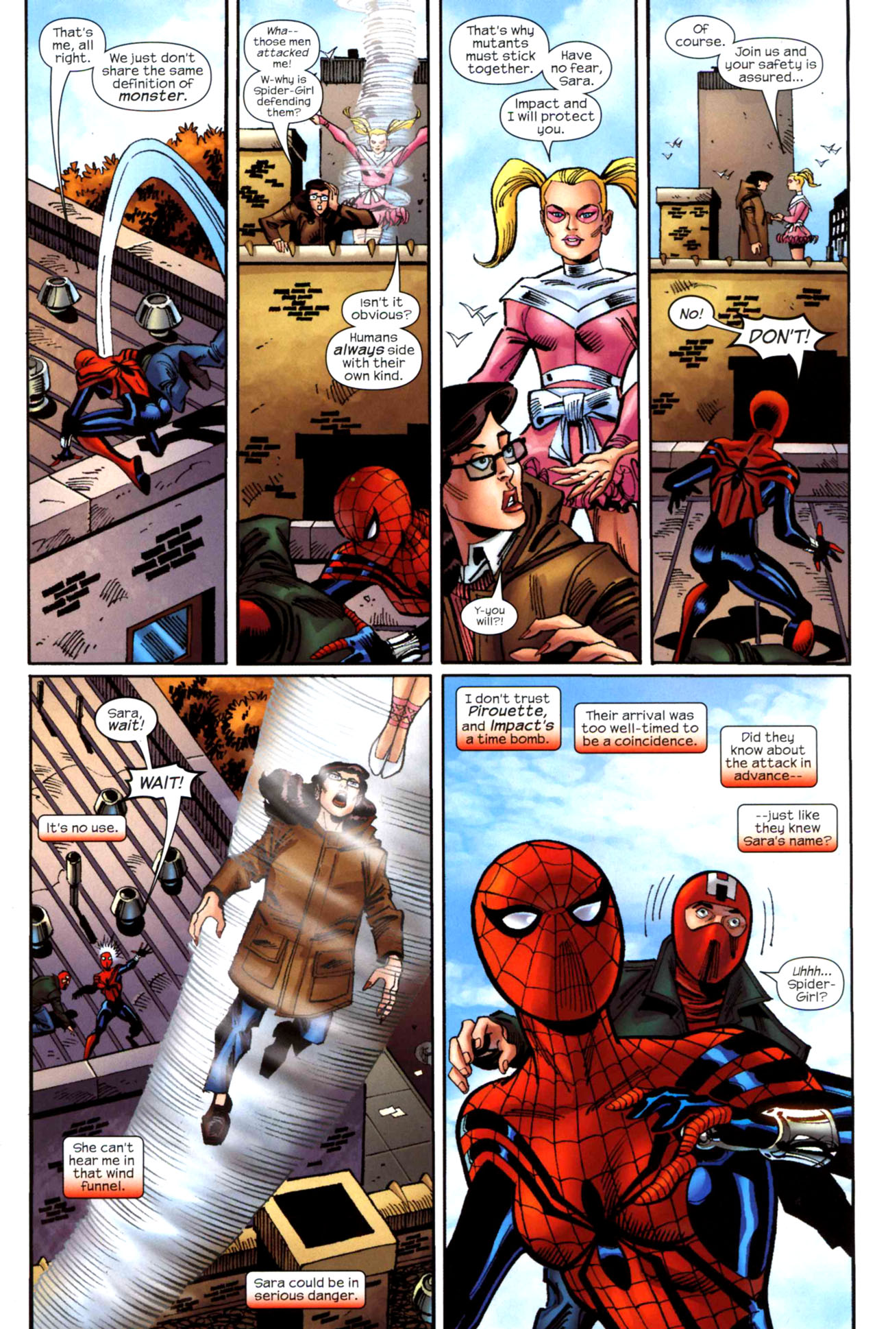 Read online Amazing Spider-Girl comic -  Issue #20 - 19