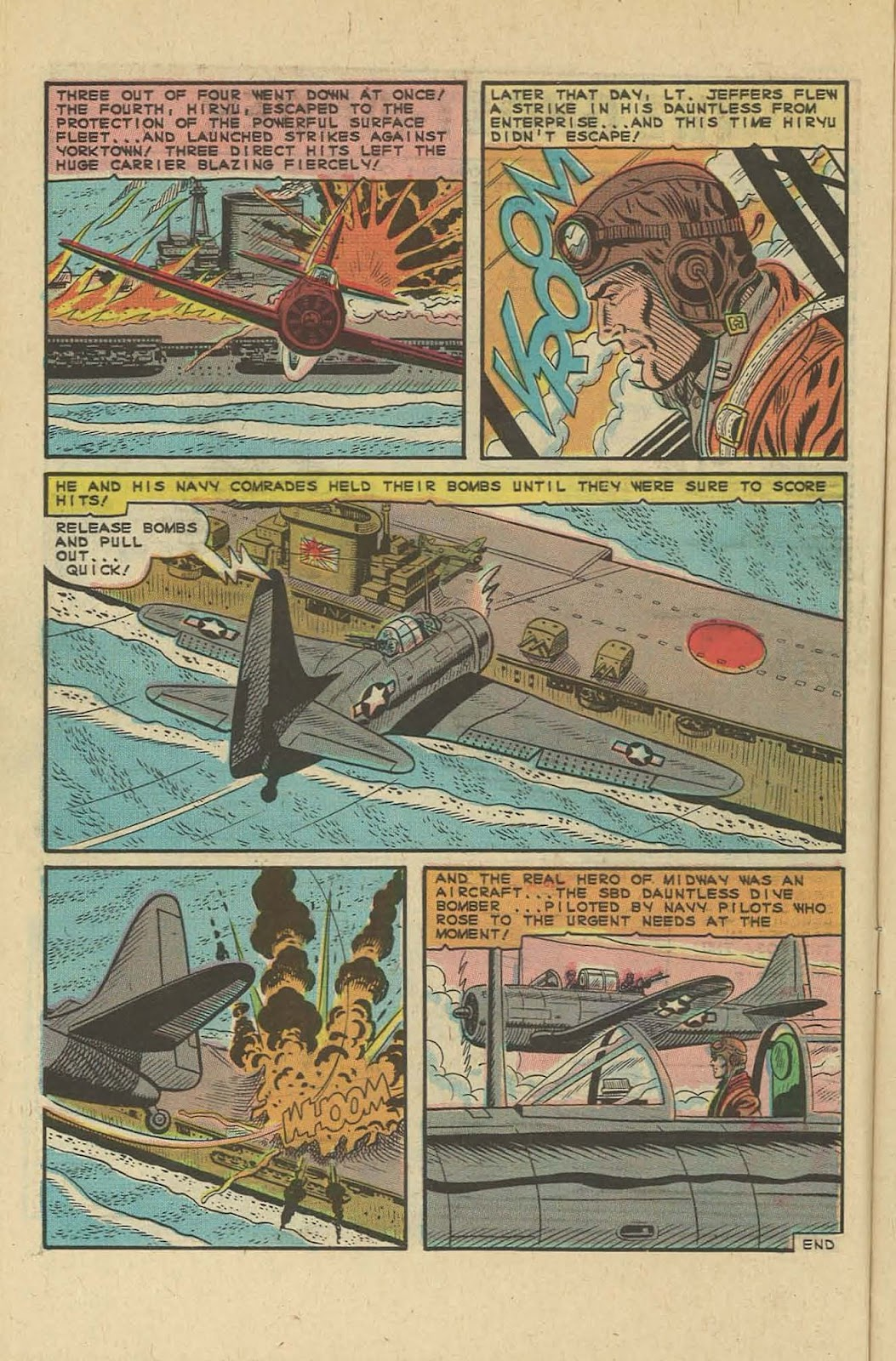 Read online Fightin' Navy comic -  Issue #127 - 8