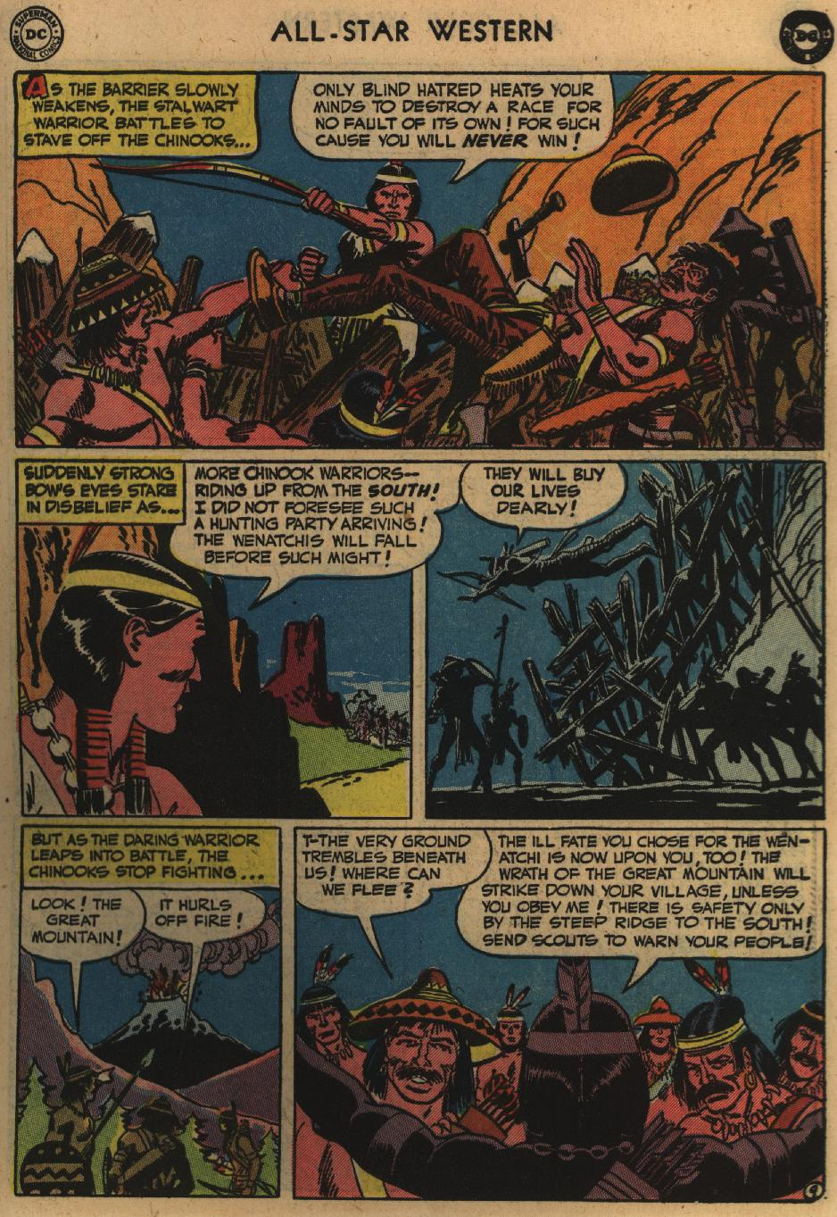 Read online All-Star Western (1951) comic -  Issue #60 - 47