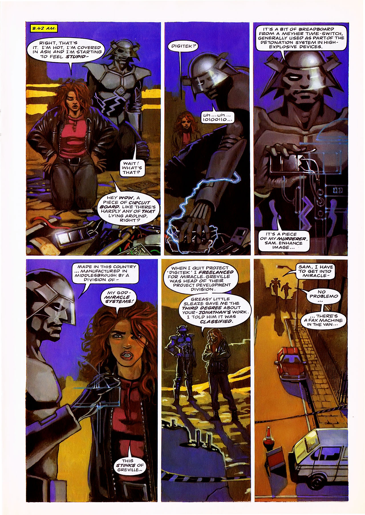 Read online Overkill comic -  Issue #6 - 13