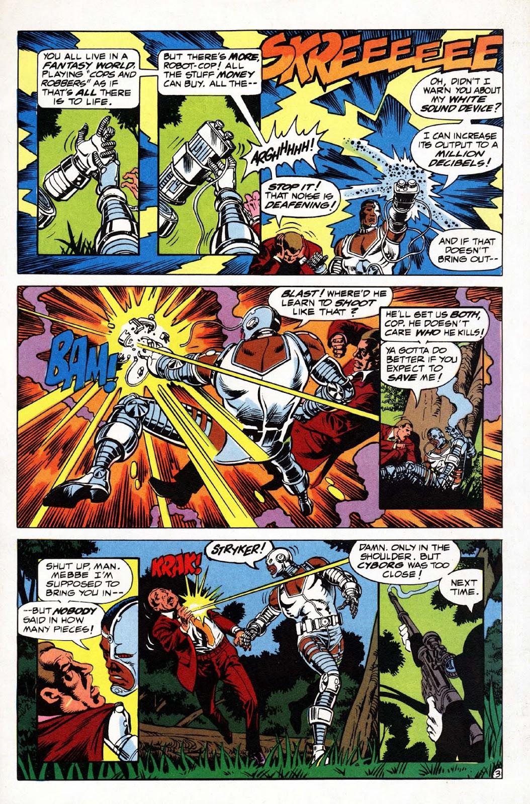 Vigilante (1983) issue 3 - Page 4