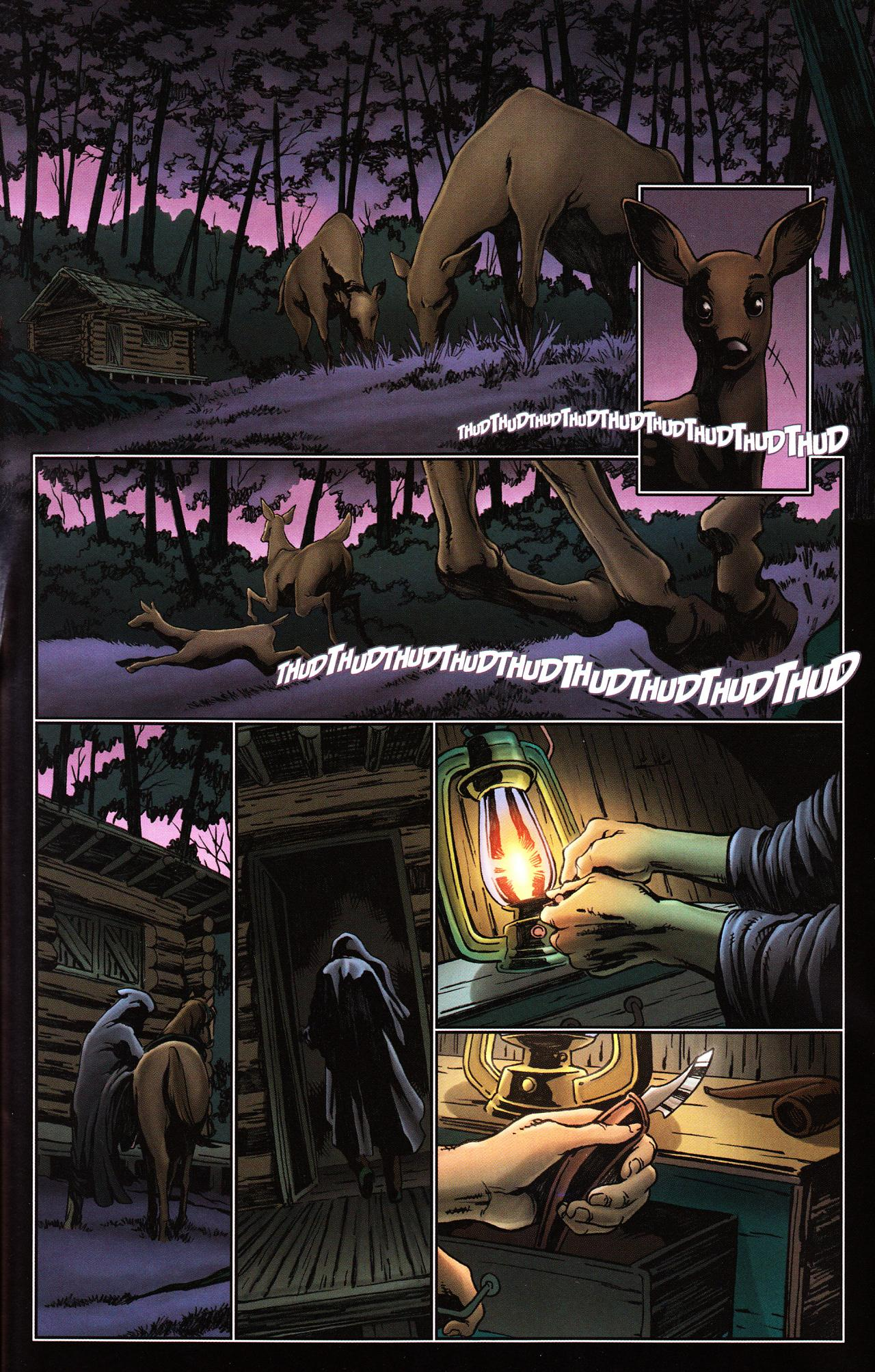 Read online Salem's Daughter: The Haunting comic -  Issue #2 - 13