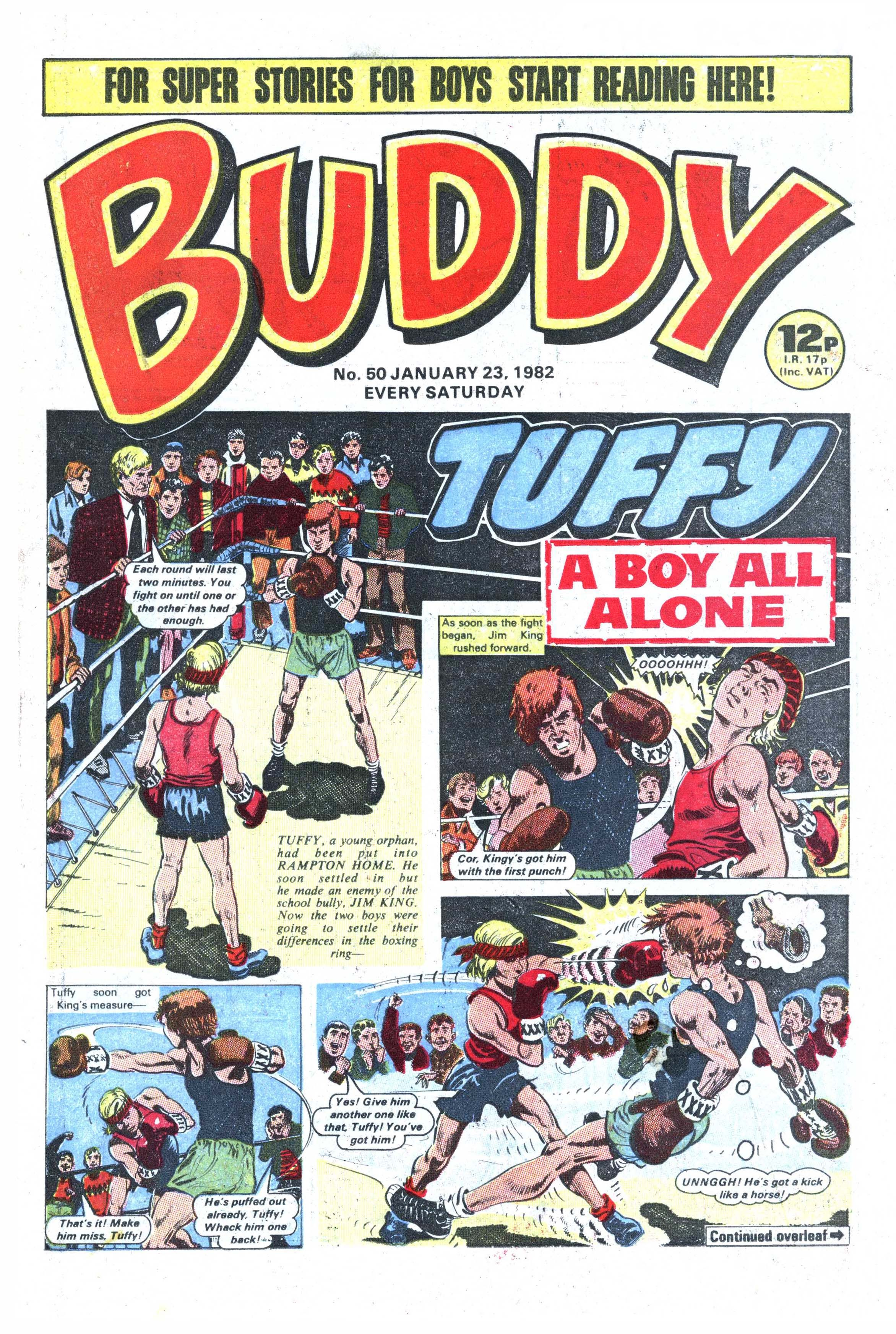 Buddy issue 50 - Page 1