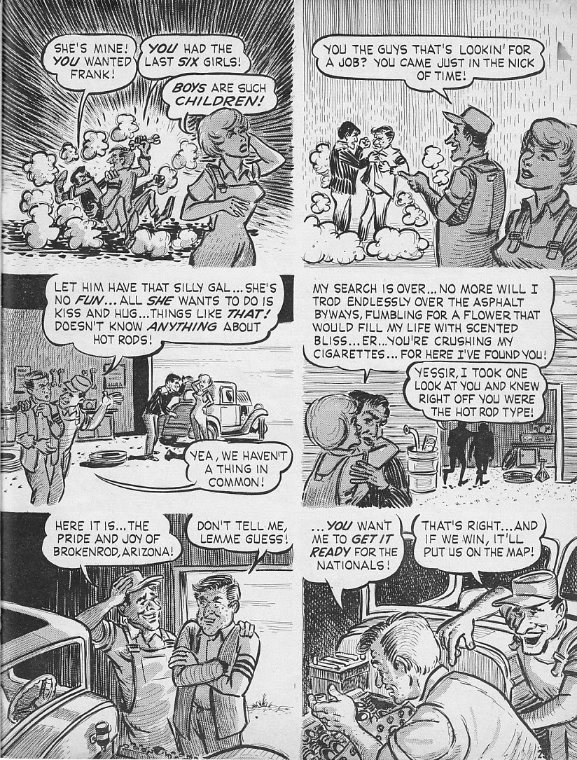 Drag Cartoons issue 1 - Page 31