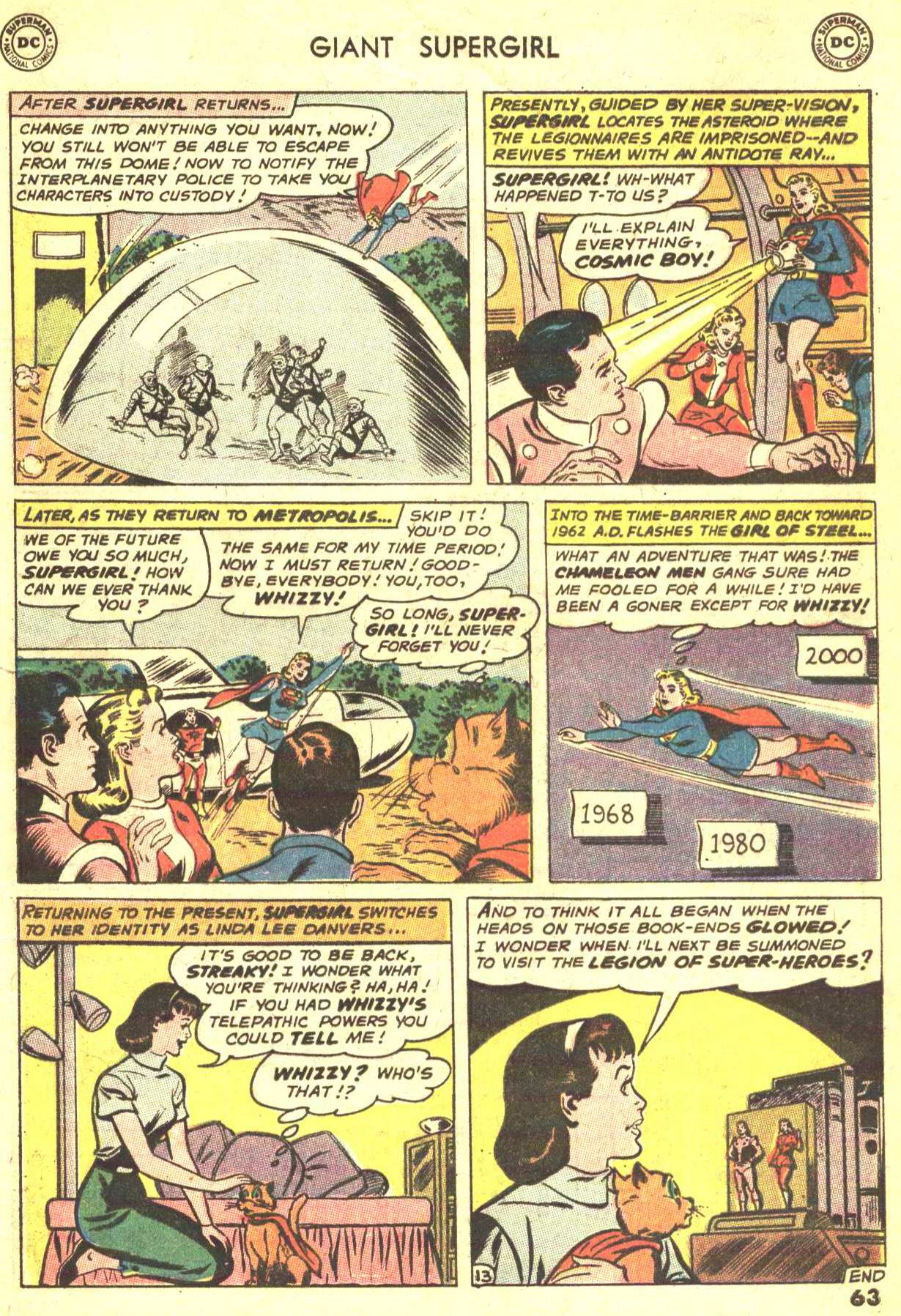 Read online Action Comics (1938) comic -  Issue #373 - 60
