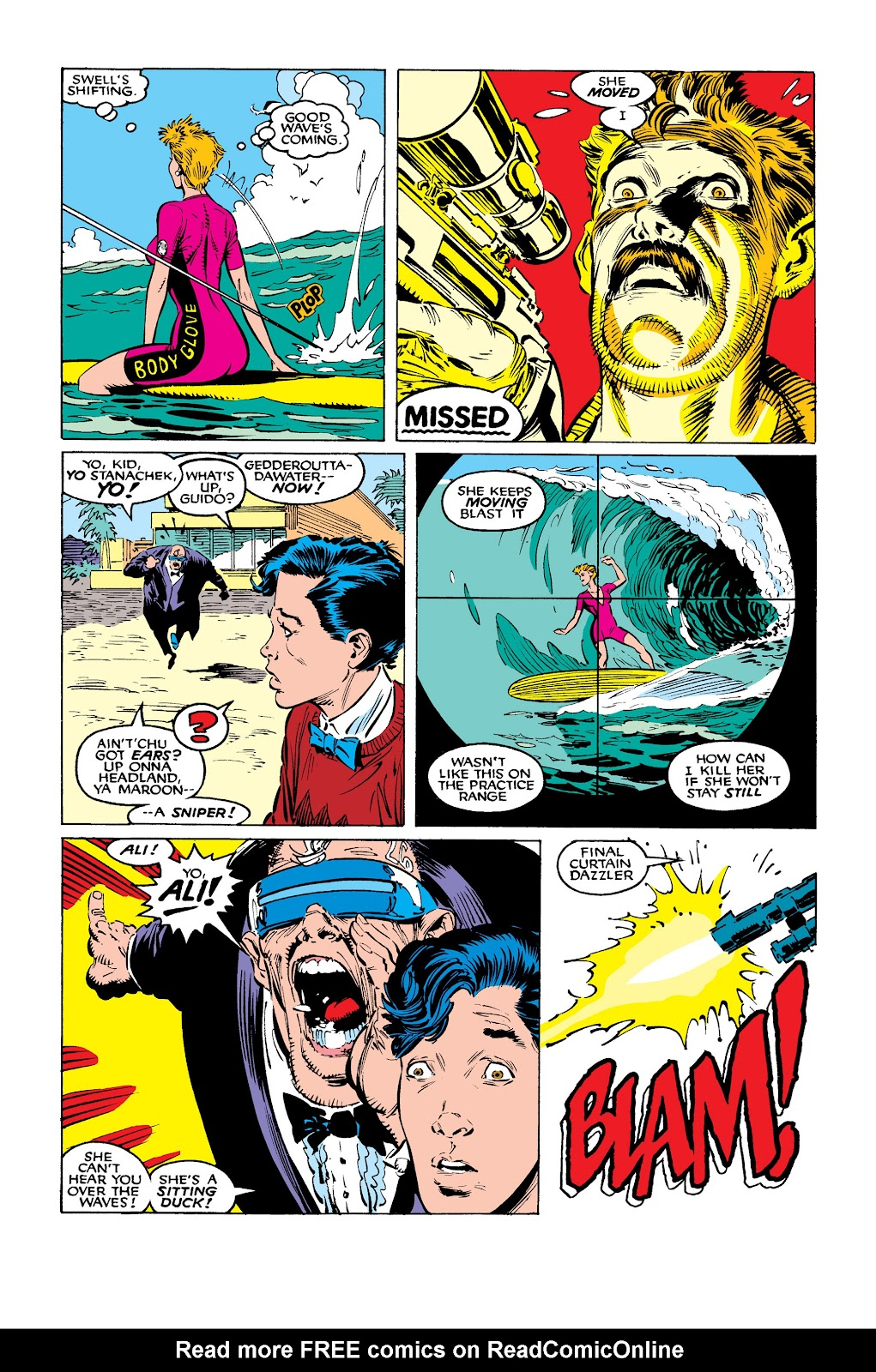 Uncanny X-Men (1963) issue 260 - Page 7