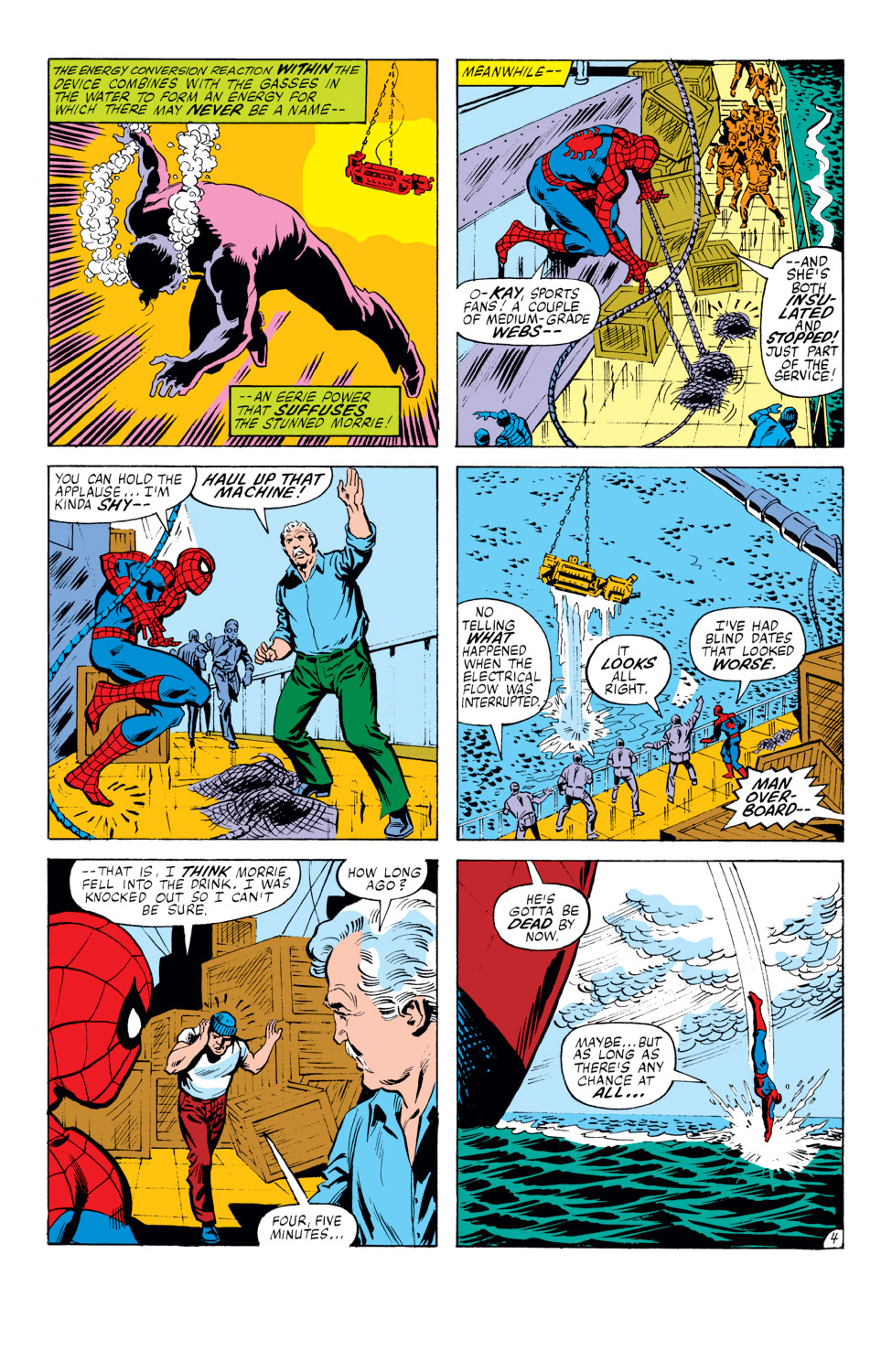 The Amazing Spider-Man (1963) 212 Page 4