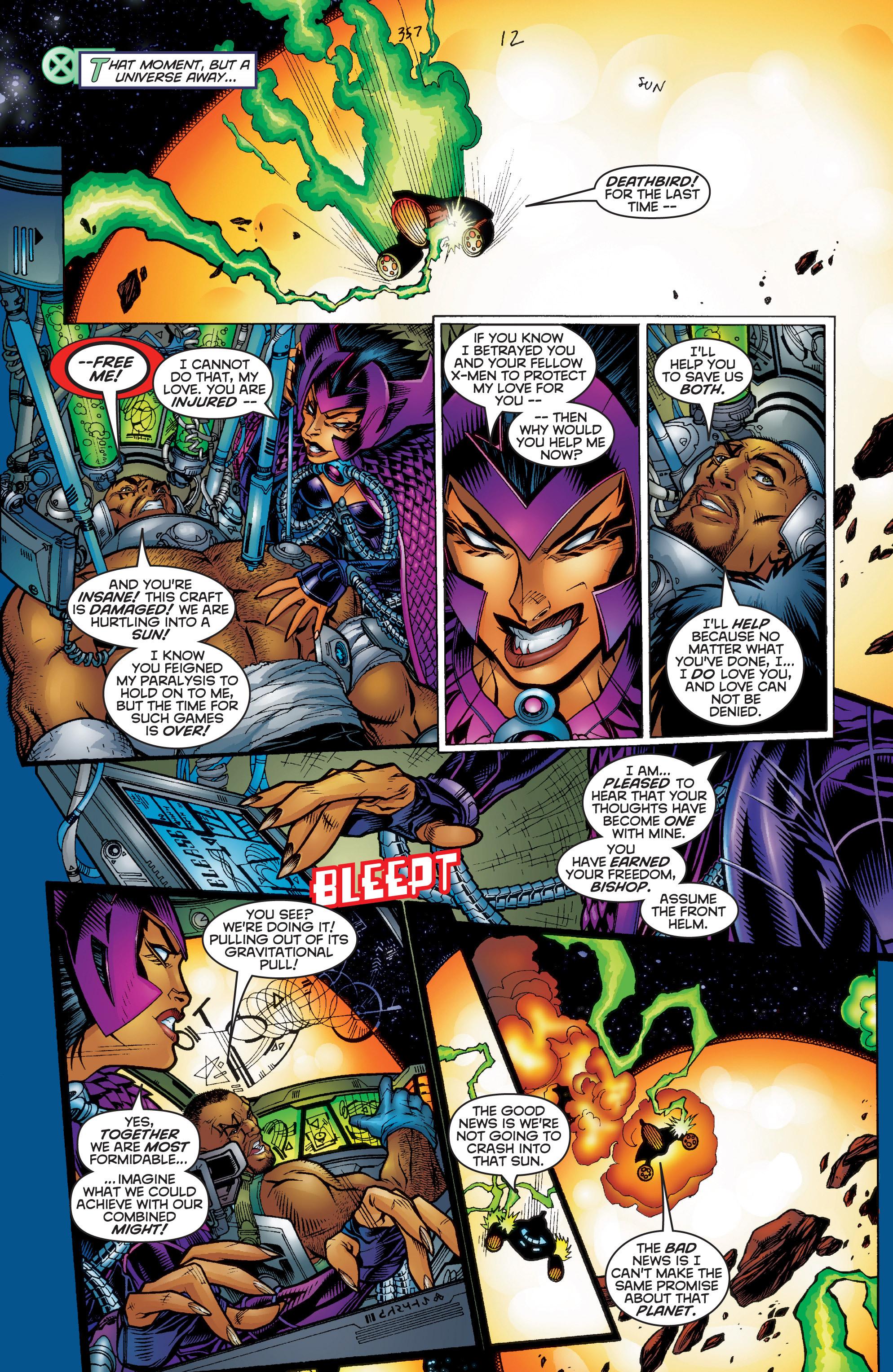 Read online Uncanny X-Men (1963) comic -  Issue #357 - 13