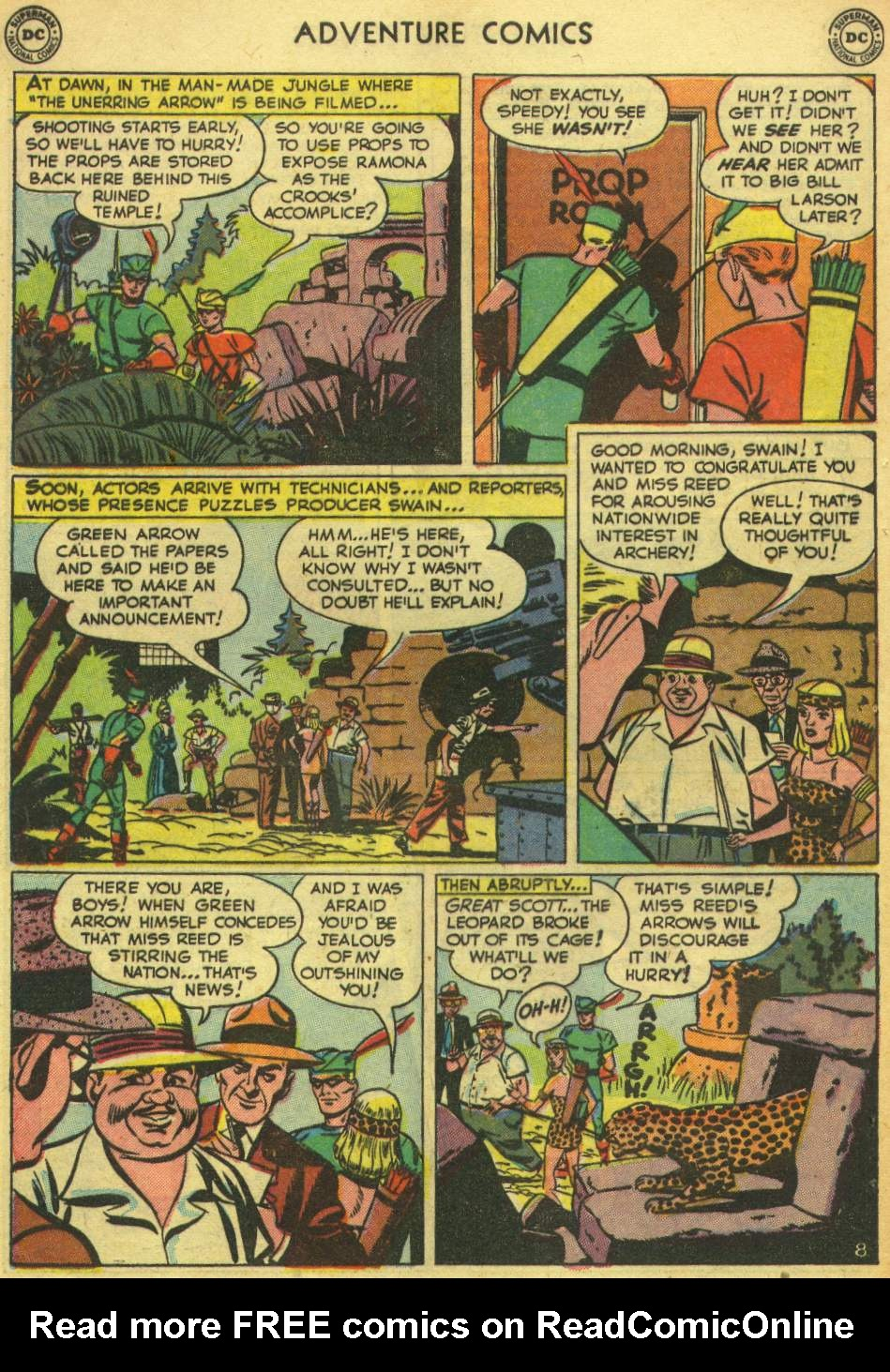 Read online Adventure Comics (1938) comic -  Issue #167 - 46